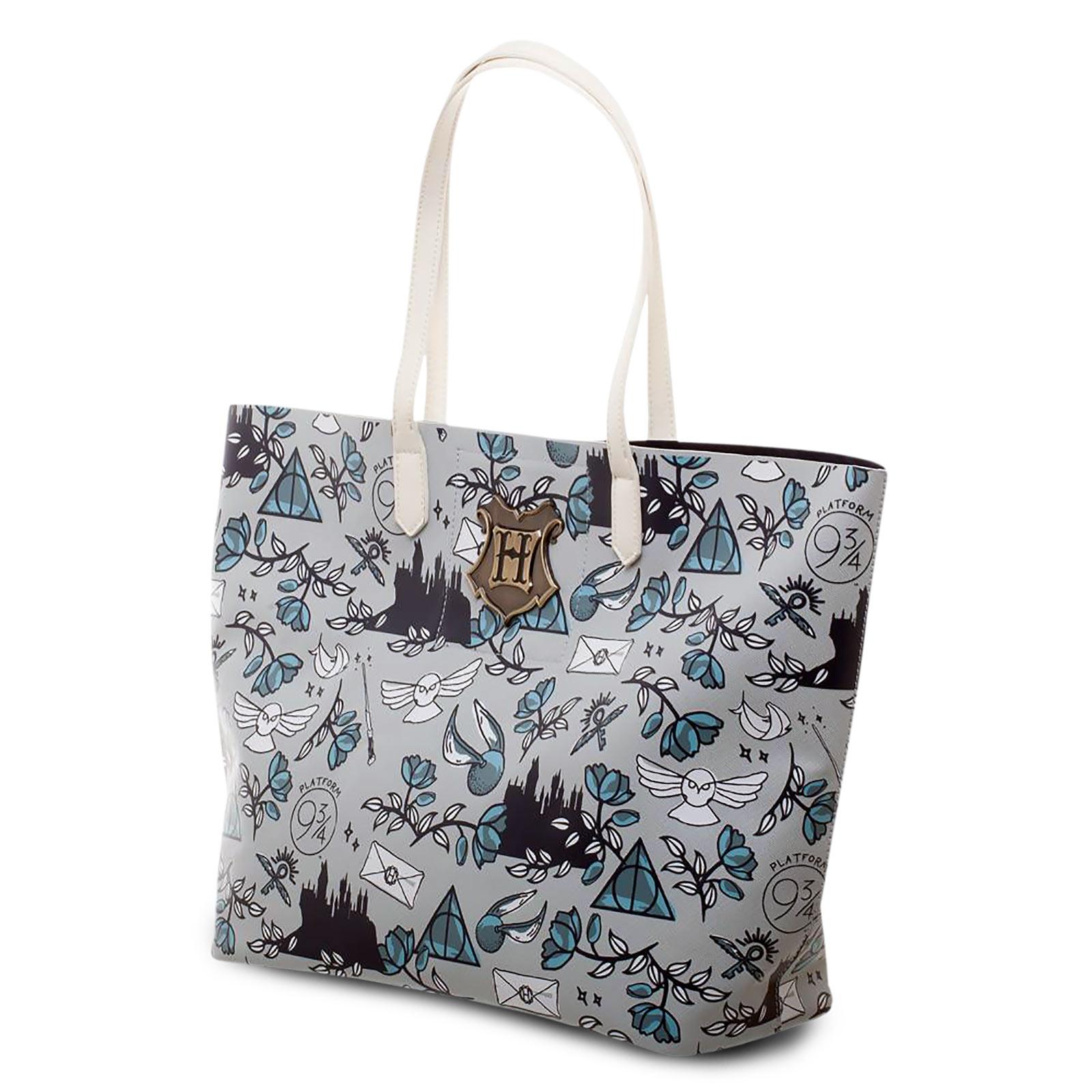 Harry Potter - Magic Symbols Shopper Tasche