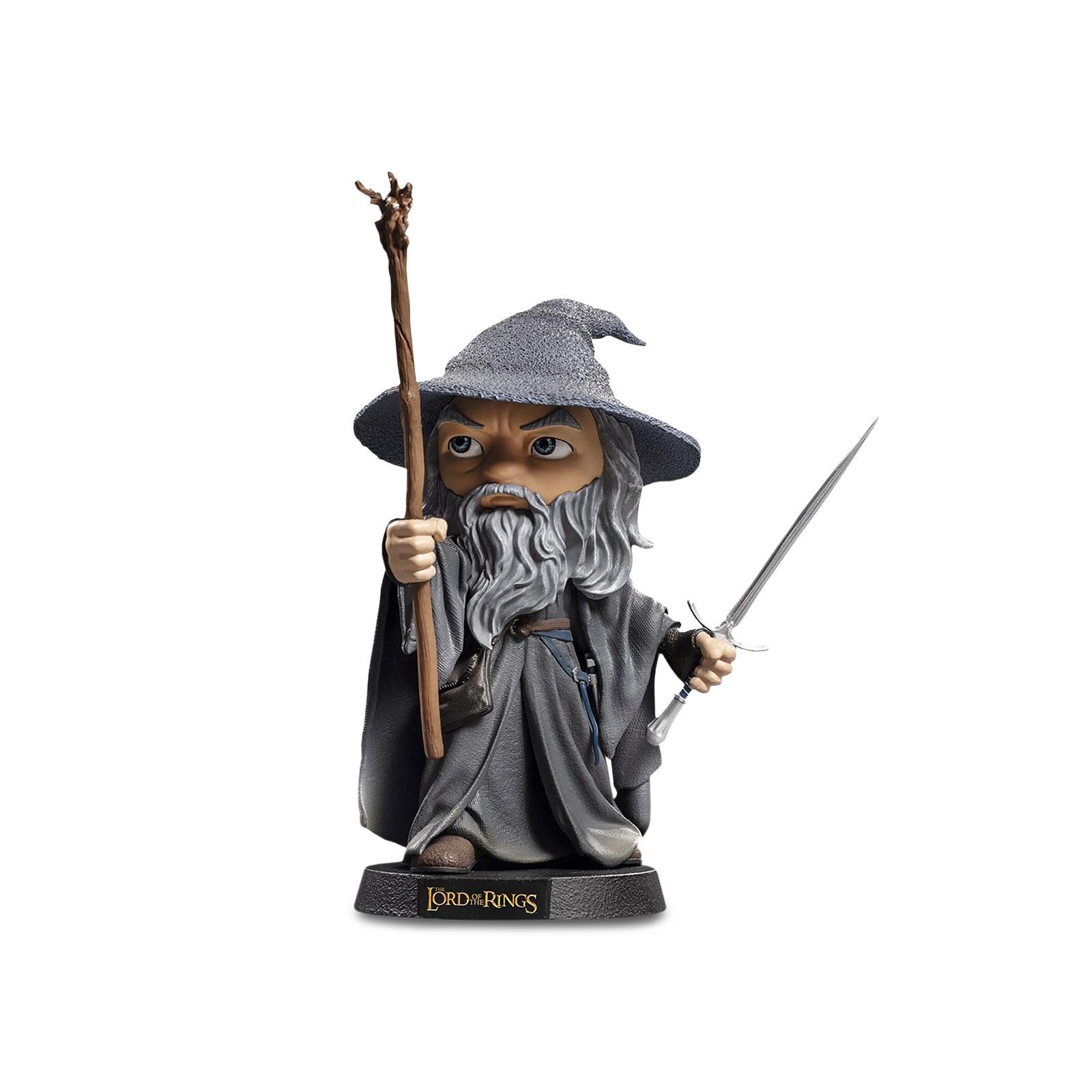 Herr der Ringe - Gandalf Minico Figur