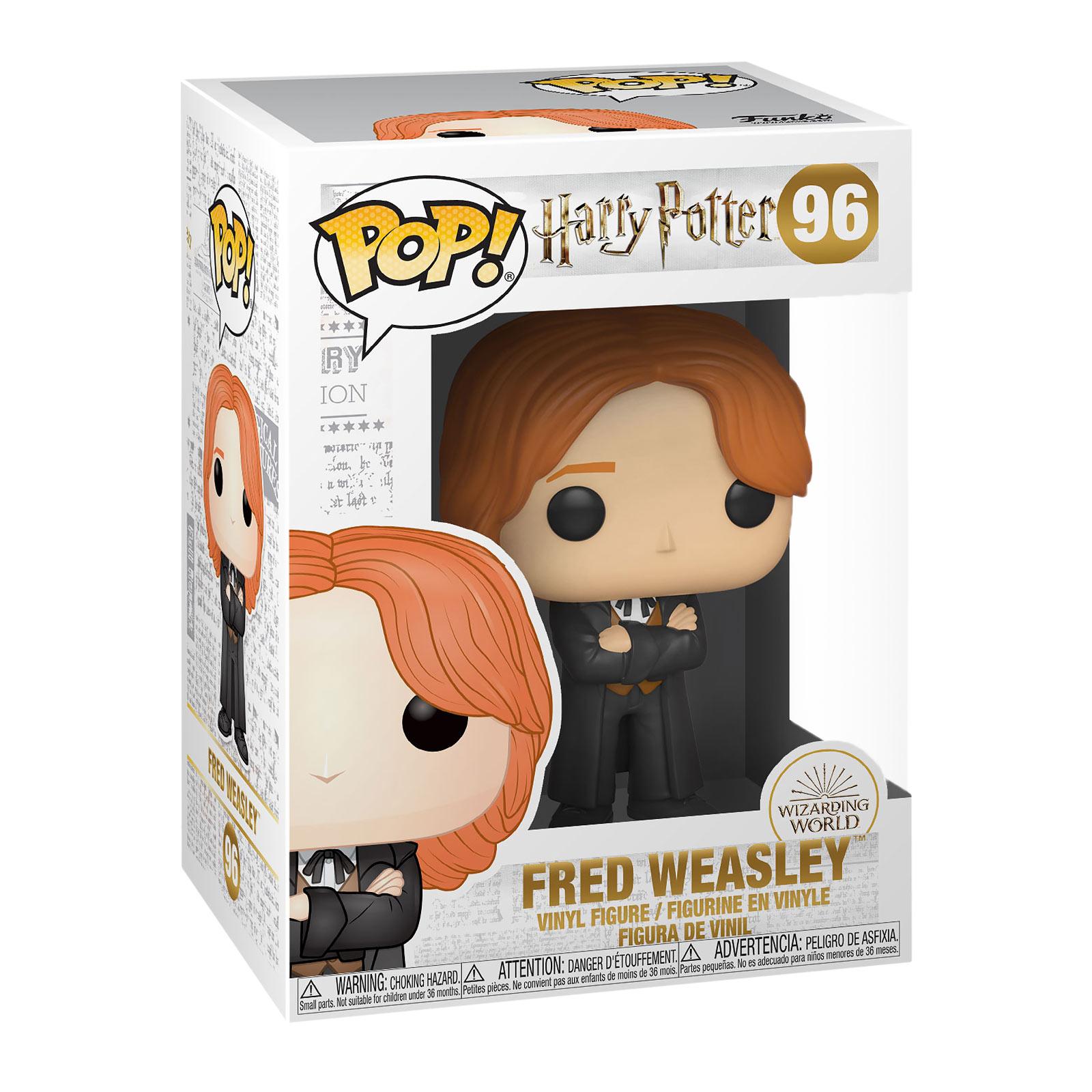 Harry Potter - Fred Weasley Yule Ball Funko Pop Figur