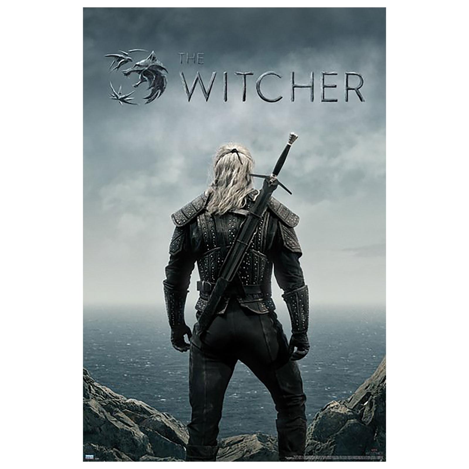 Witcher - Geralt von Riva Maxi Poster