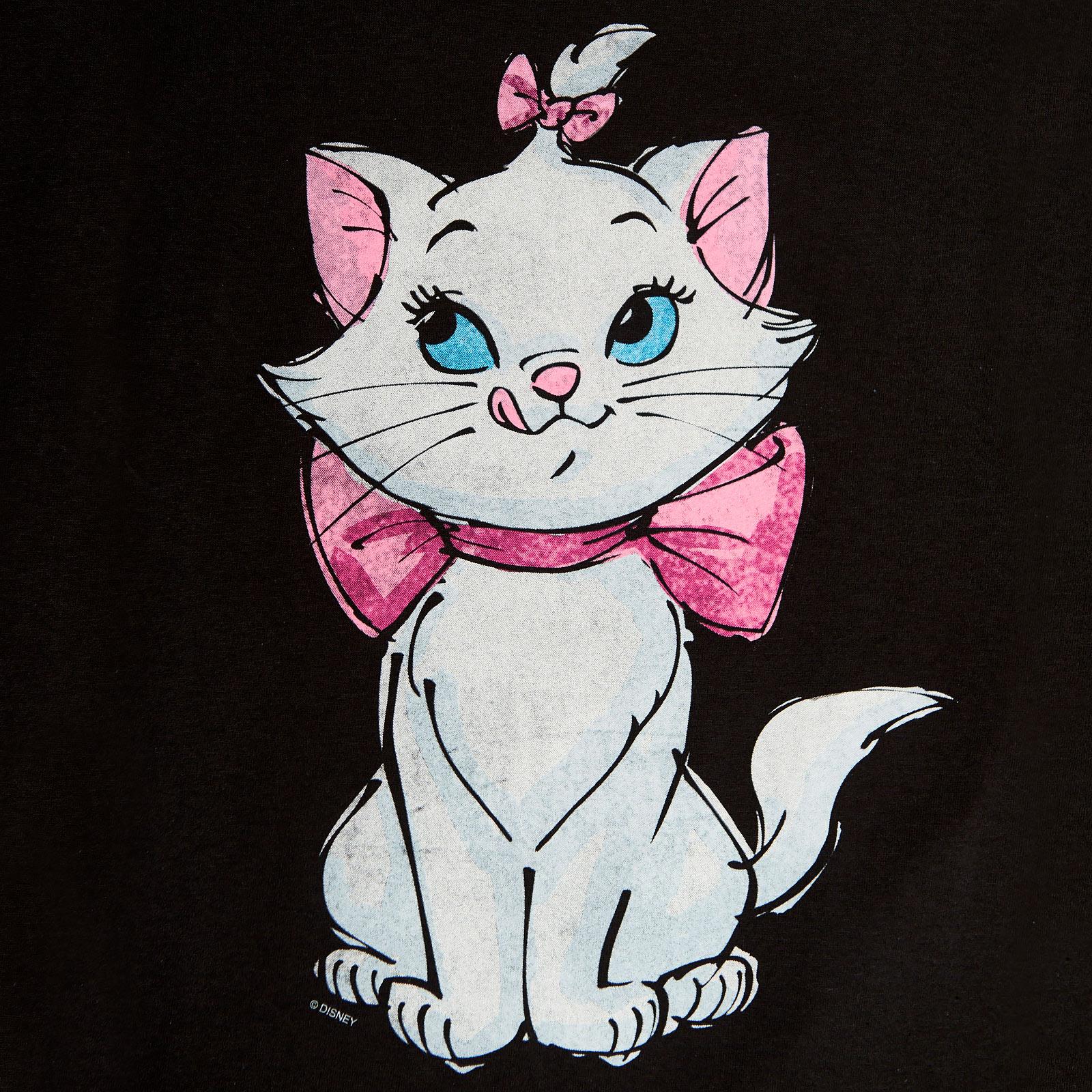 Aristocats - Marie Pure Cutie T-Shirt Damen schwarz