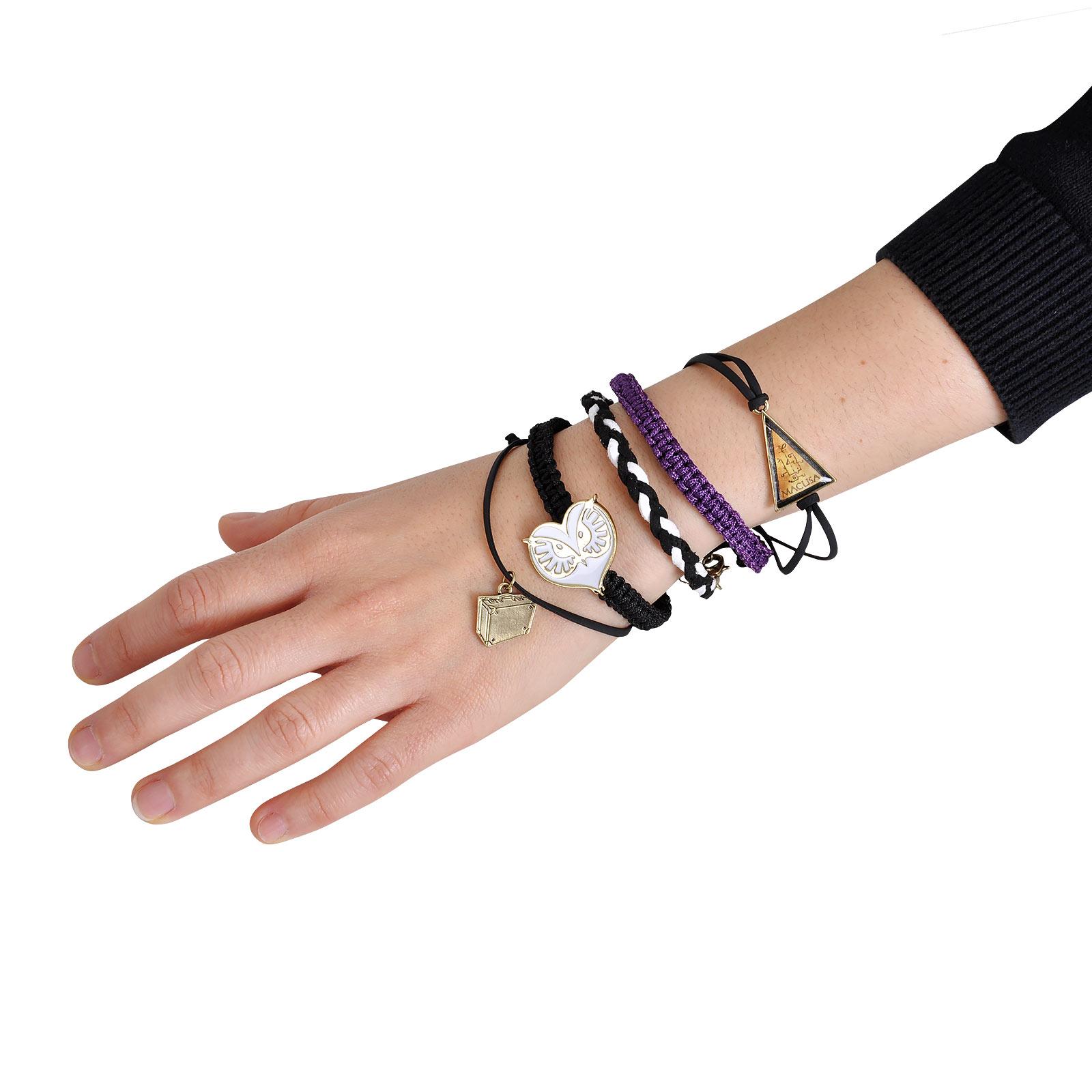 Phantastische Tierwesen - Armband Set