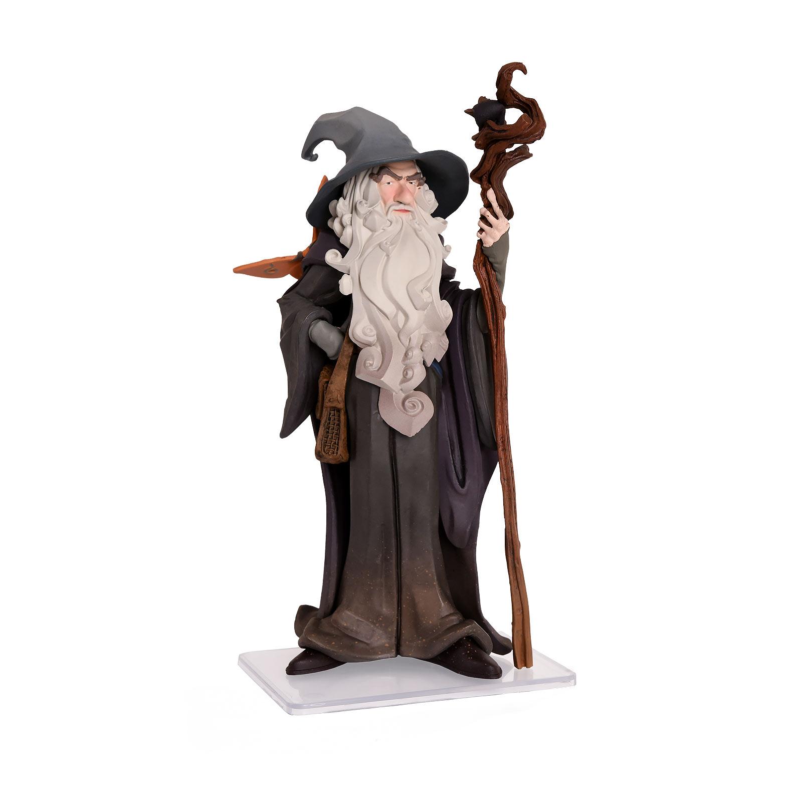 Herr der Ringe - Gandalf Mini Epics Figur