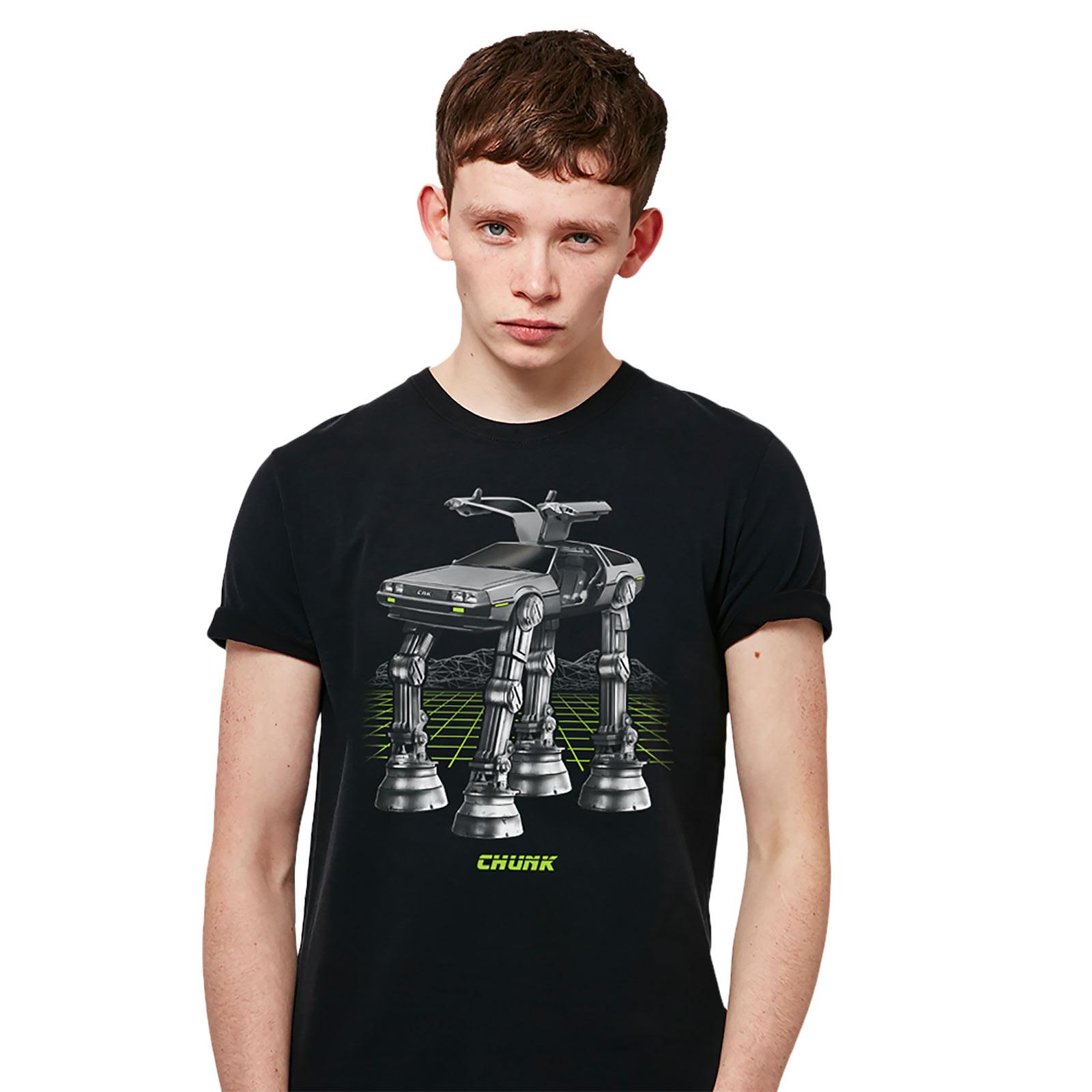 Future Walker T-Shirt für Star Wars Fans schwarz