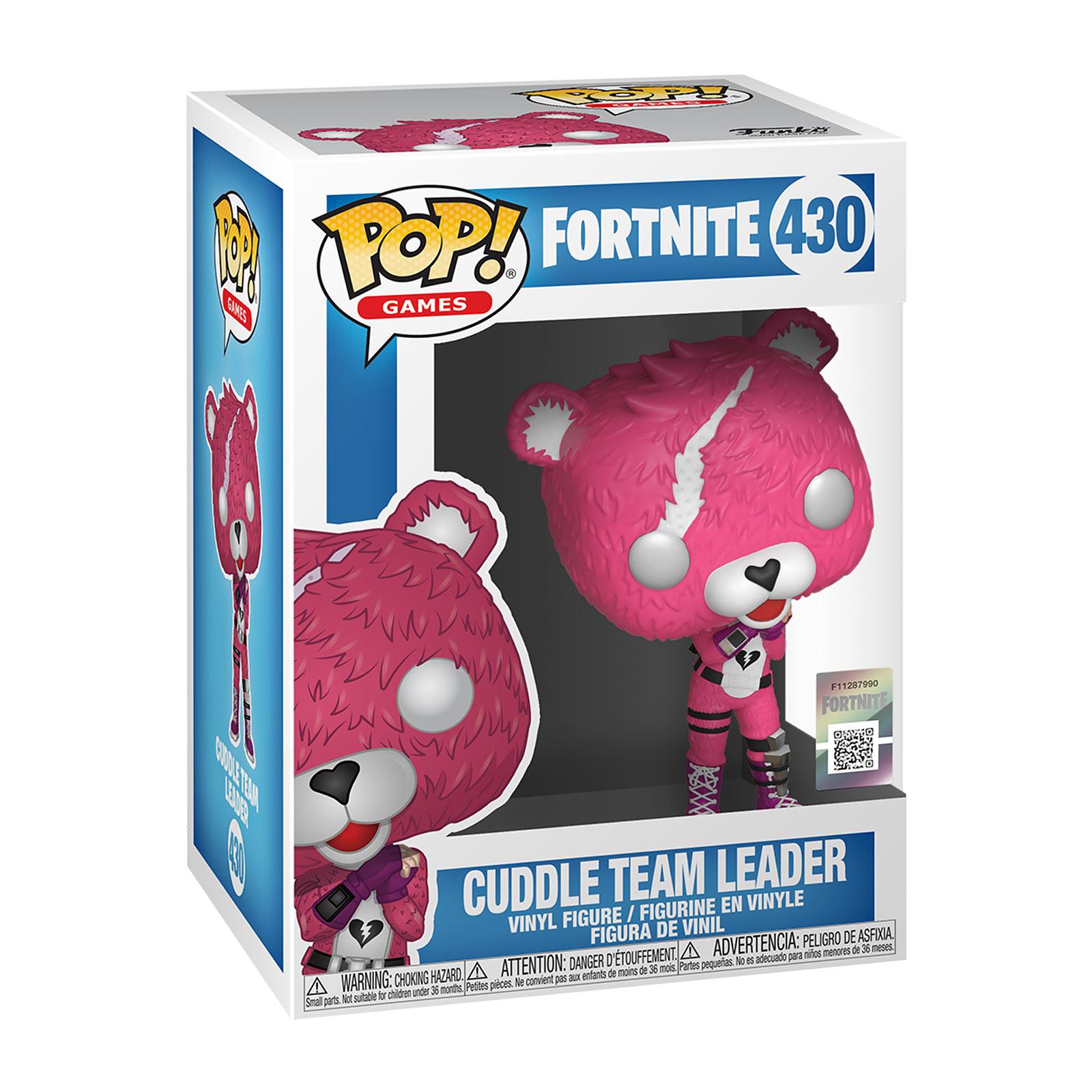 Fortnite - Cuddle Team Leader Funko Pop Figur