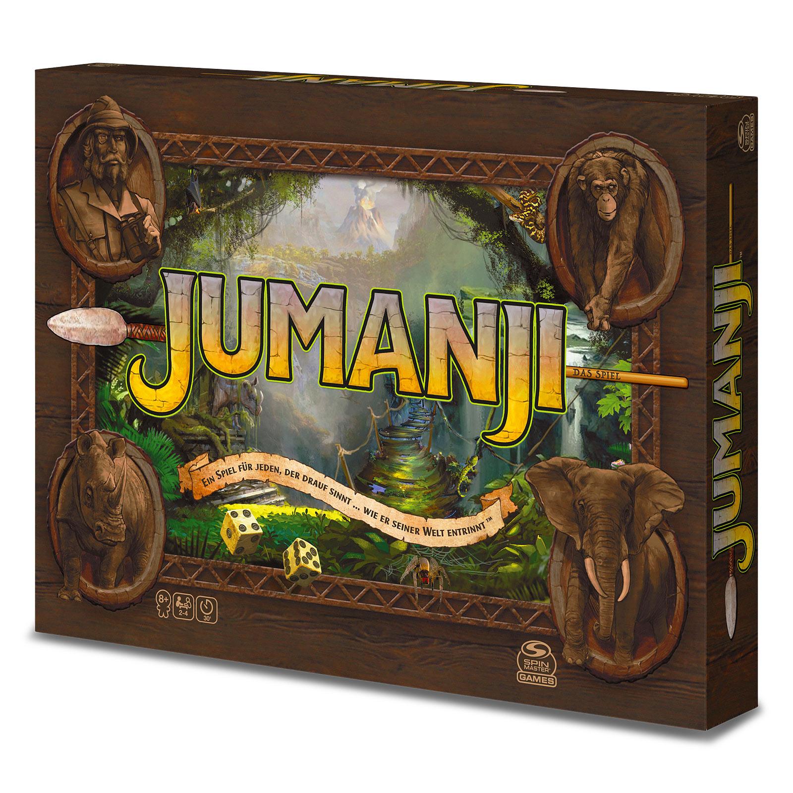 Jumanji - Gesellschaftsspiel