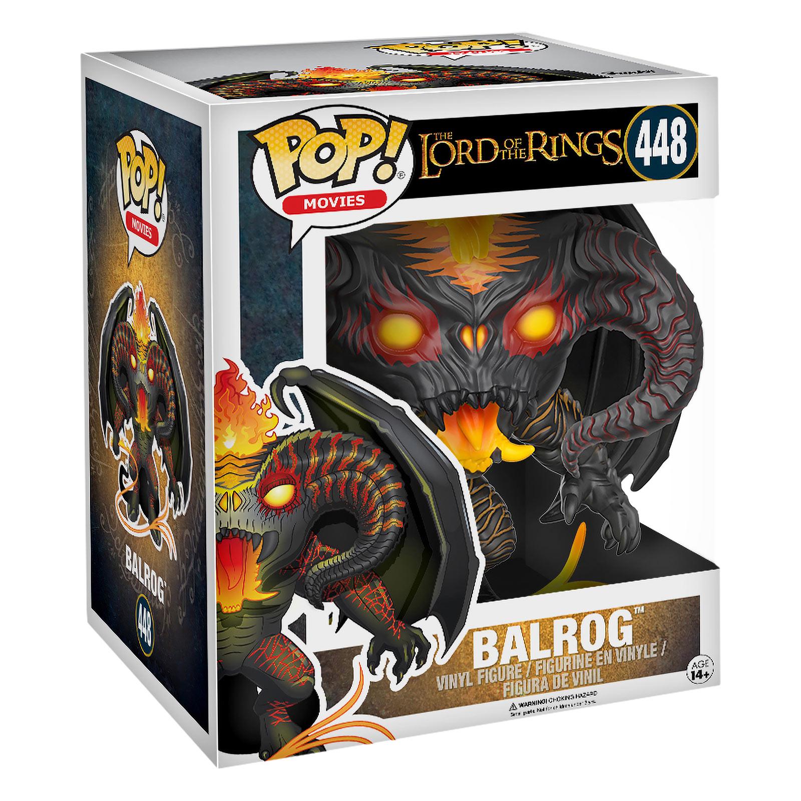 Herr der Ringe - Balrog Funko Pop Figur 15 cm