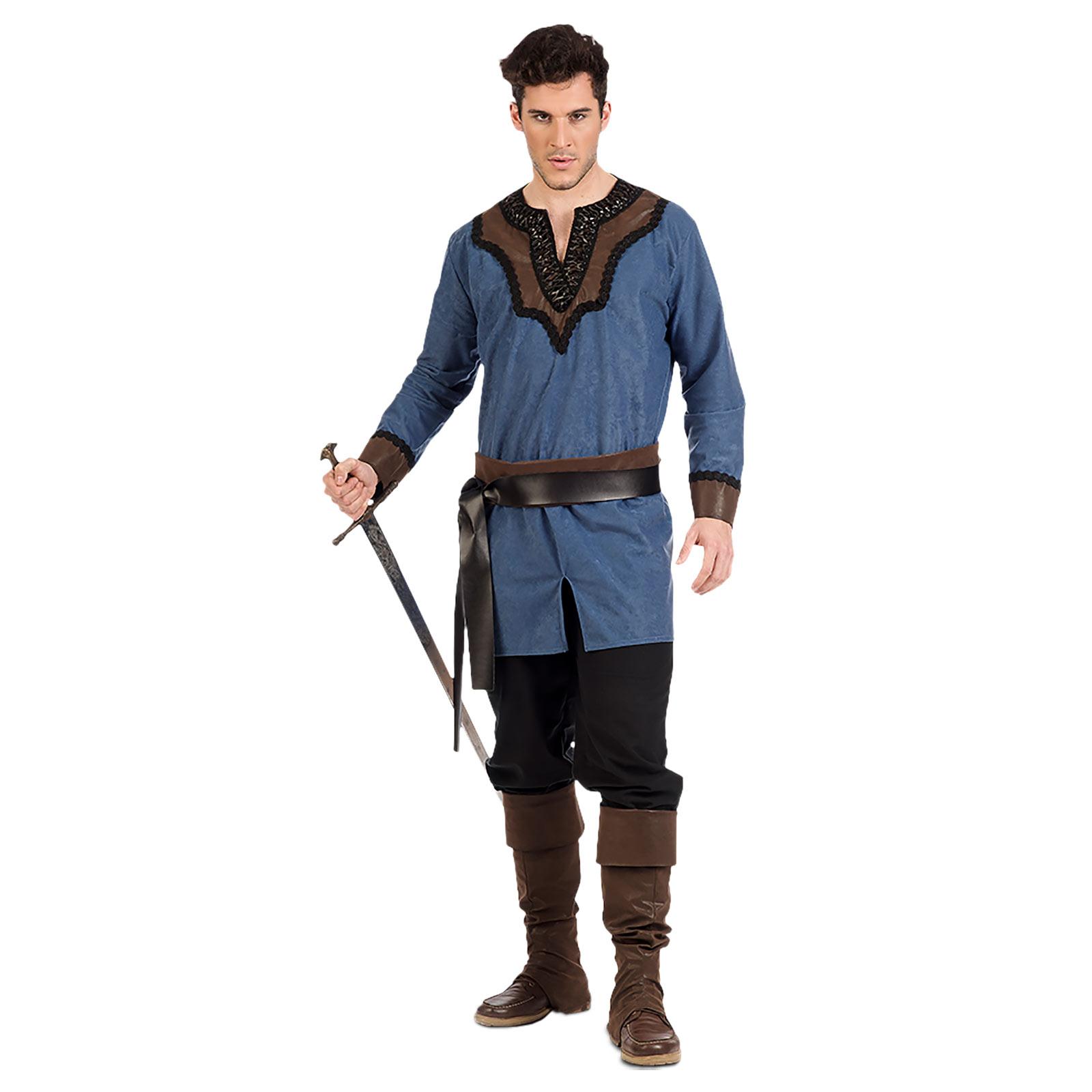 Mittelalter Sir Henry Kostüm Herren