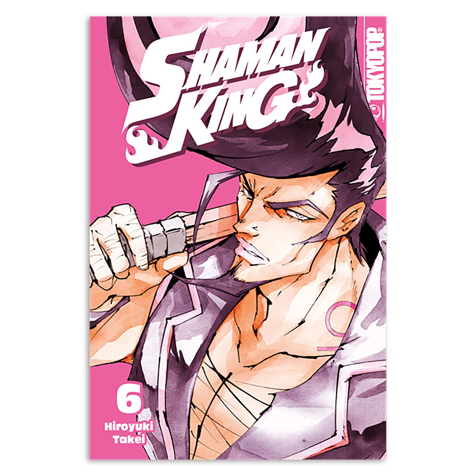 Shaman King - Band 6 Taschenbuch