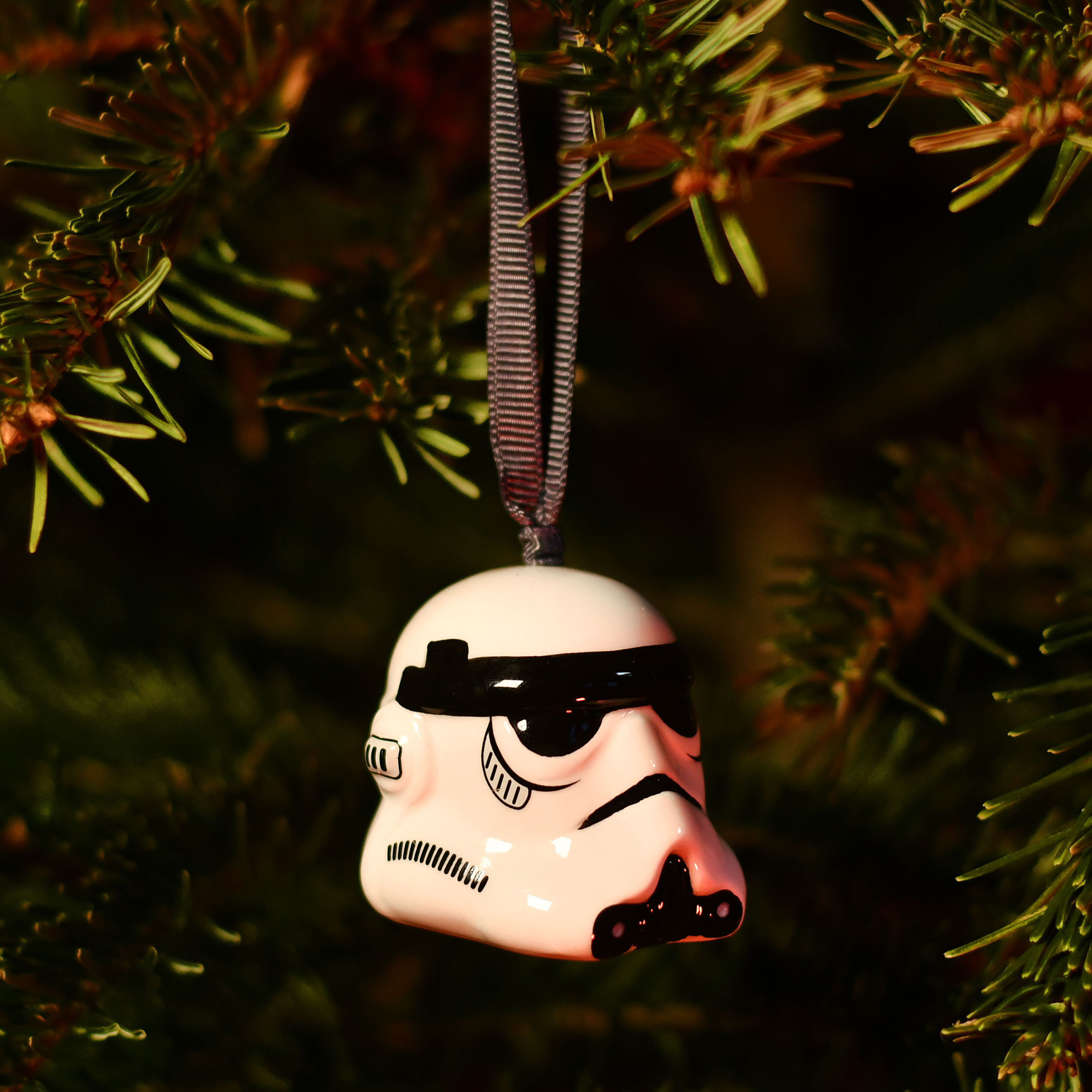 Stormtrooper Weihnachtsbaum-Schmuck - Star Wars