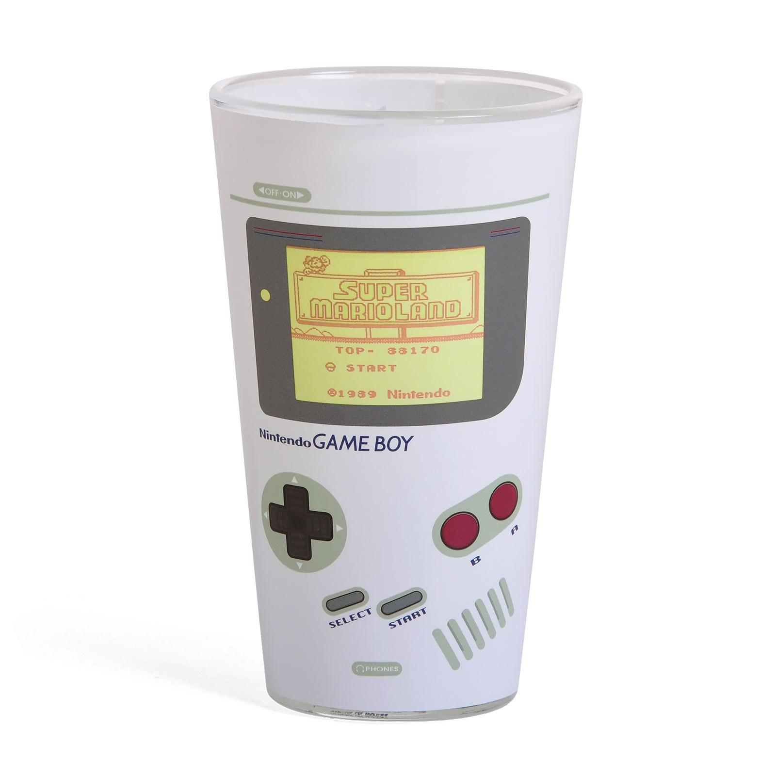 Nintendo - Game Boy Farbwechsel Glas
