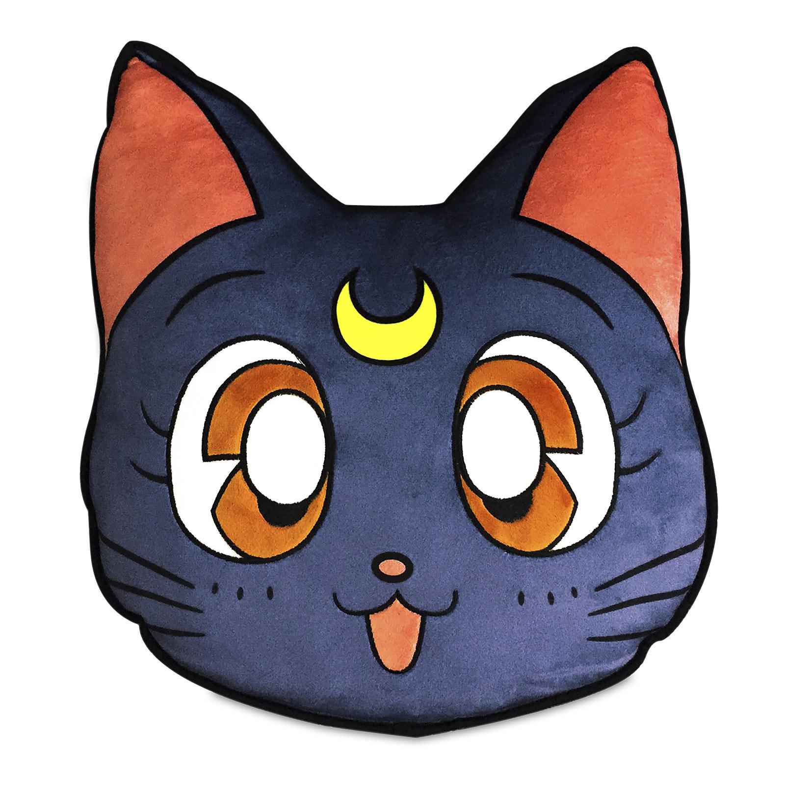 Sailor Moon - Luna Kissen