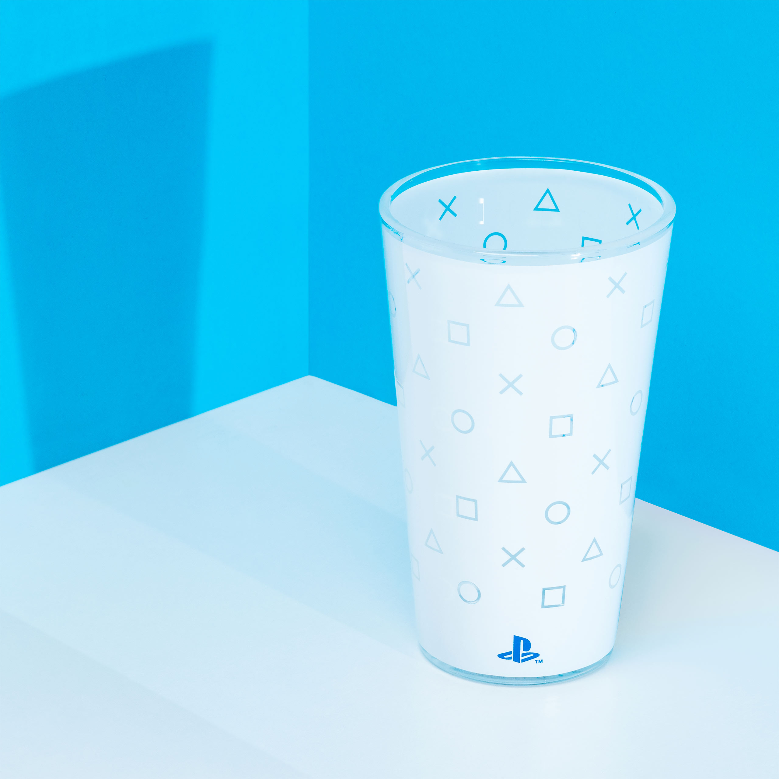 PlayStation - PS5 Buttons Glas