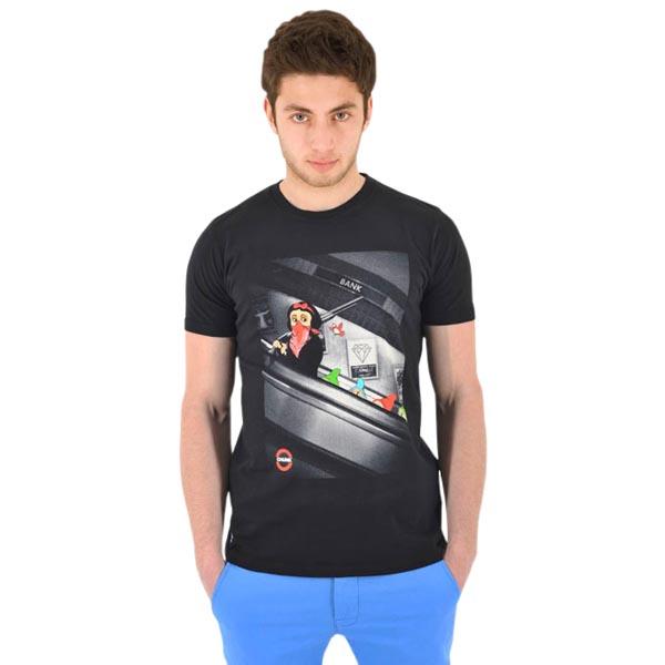 Gangsta Schneewittchen - T-Shirt