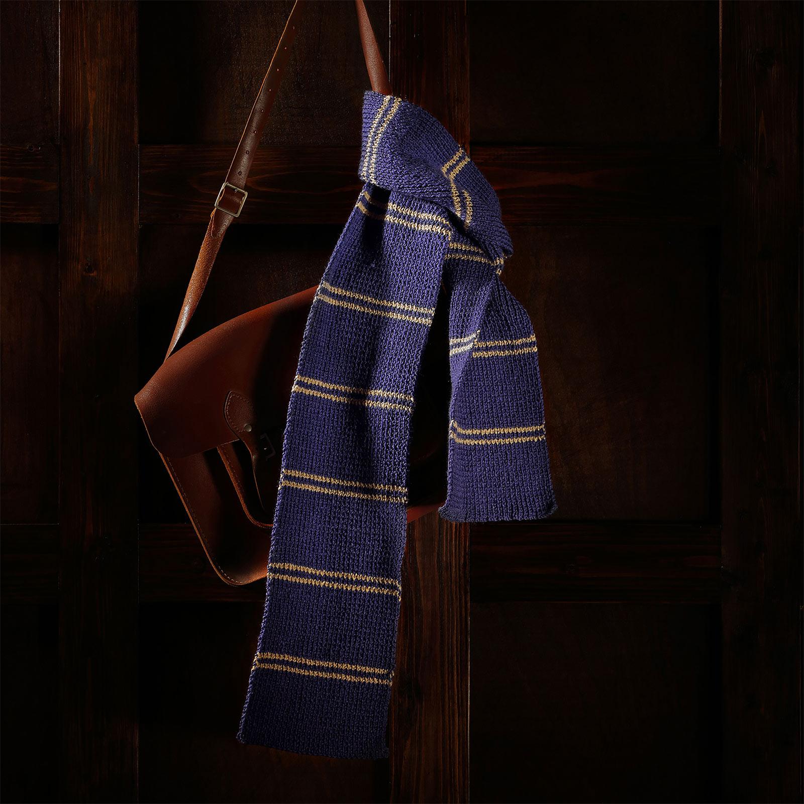 Harry Potter - Ravenclaw Schal Strick-Set