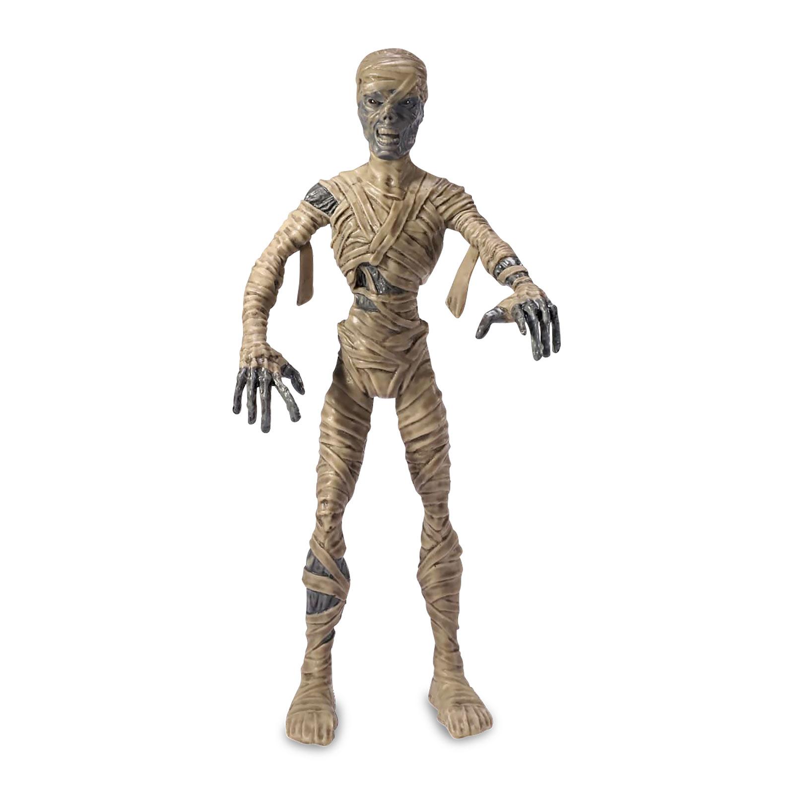 Universal Monsters - Die Mumie Bendyfigs Mini Figur 13,5 cm