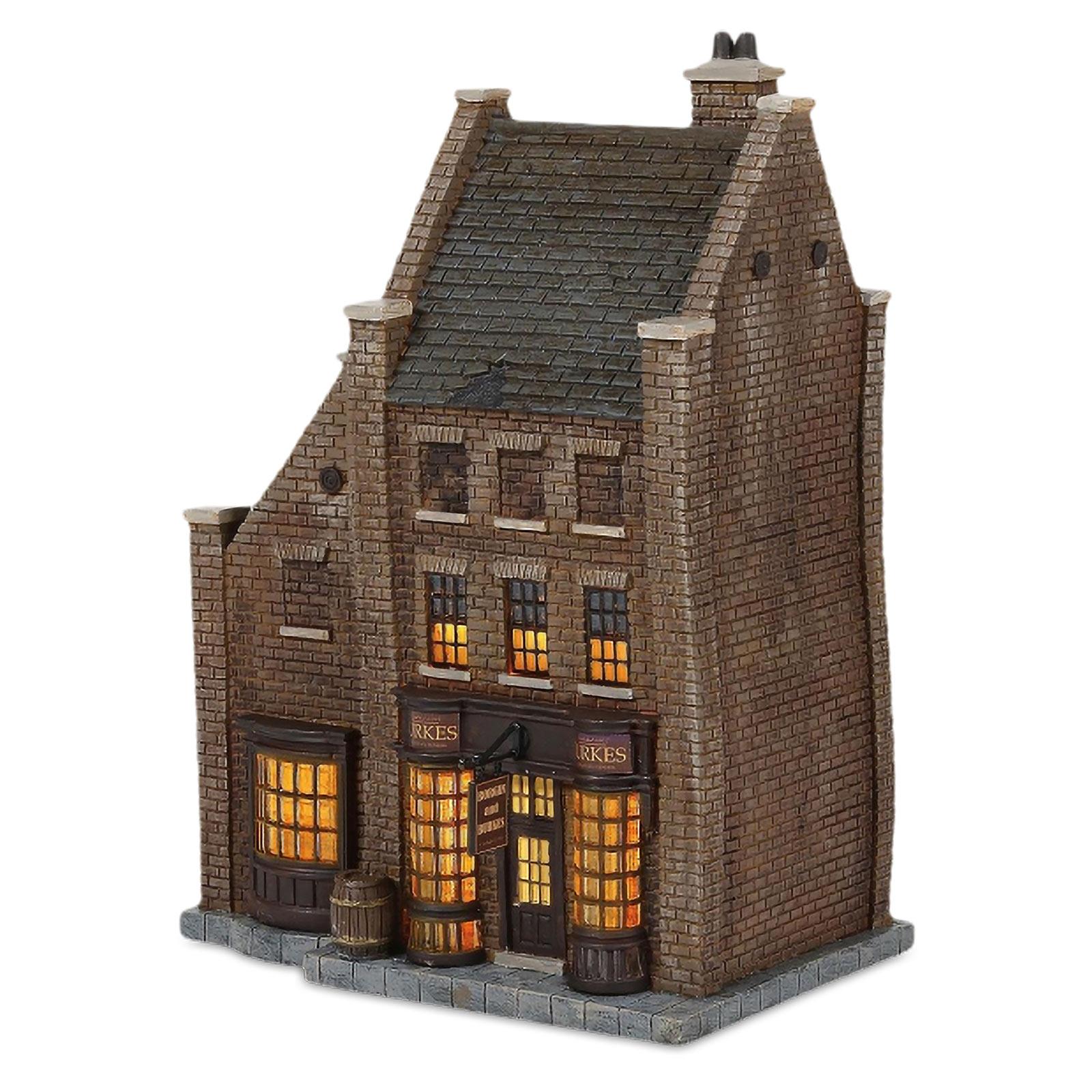 Borgin & Burkes Shop Miniatur Replik mit Beleuchtung - Harry Potter