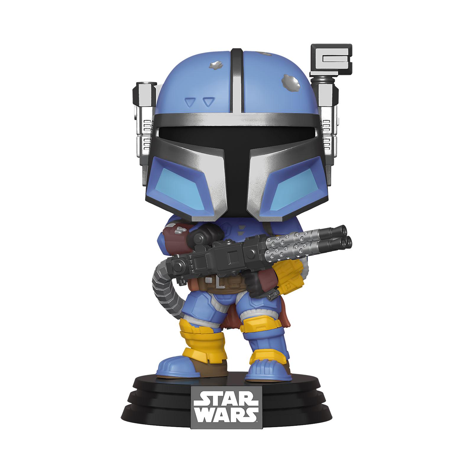 Heavy Infantry Mandalorian Funko Pop Wackelkopf-Figur - Star Wars The Mandalorian