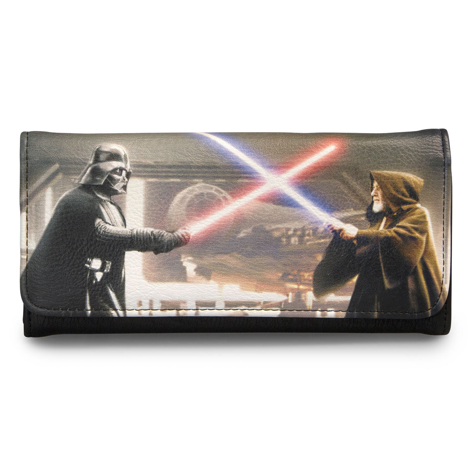 Star Wars - Darth Vader & Obi Wan Geldbörse