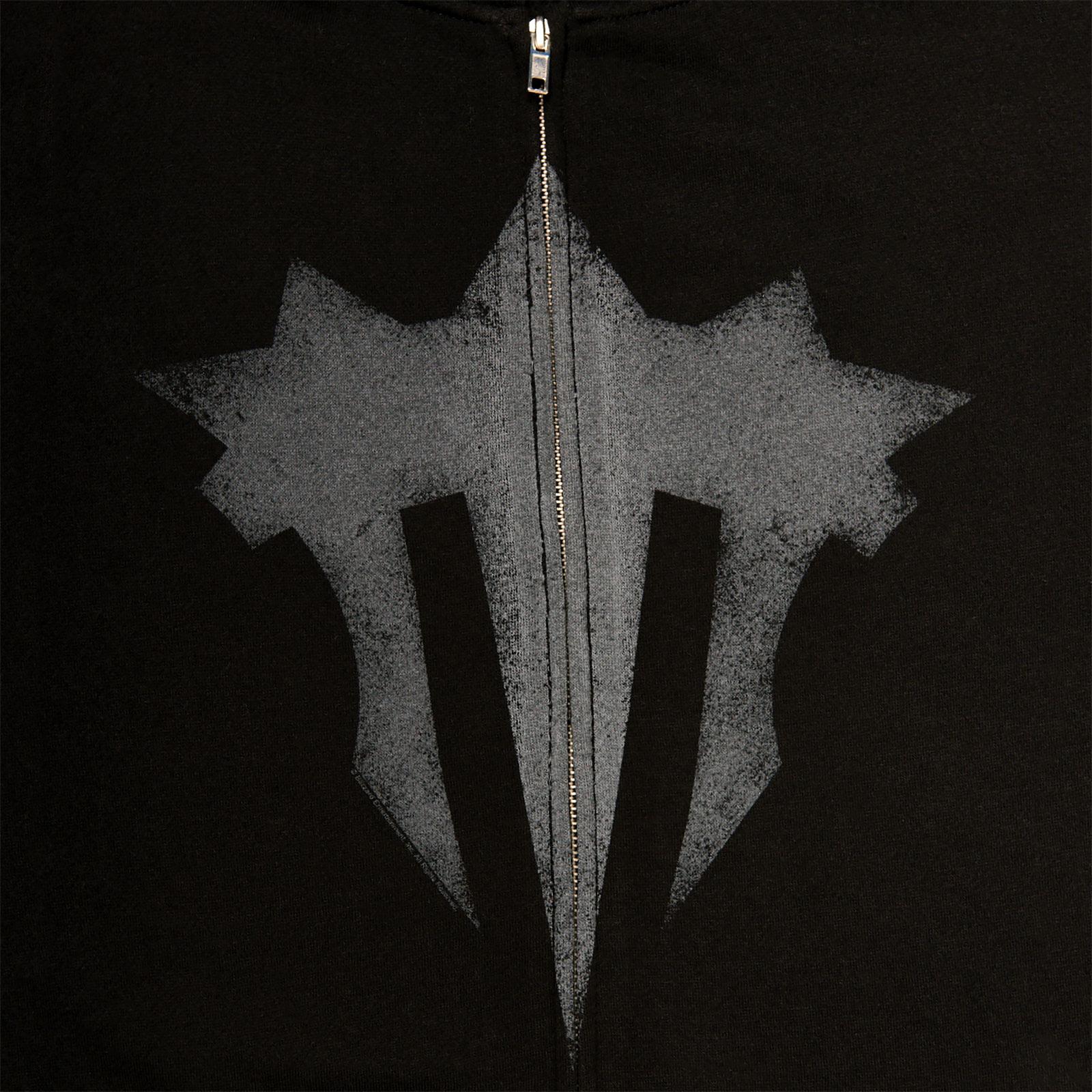 World of Warcraft - Iron Horde Logo Kappu-Jacke schwarz