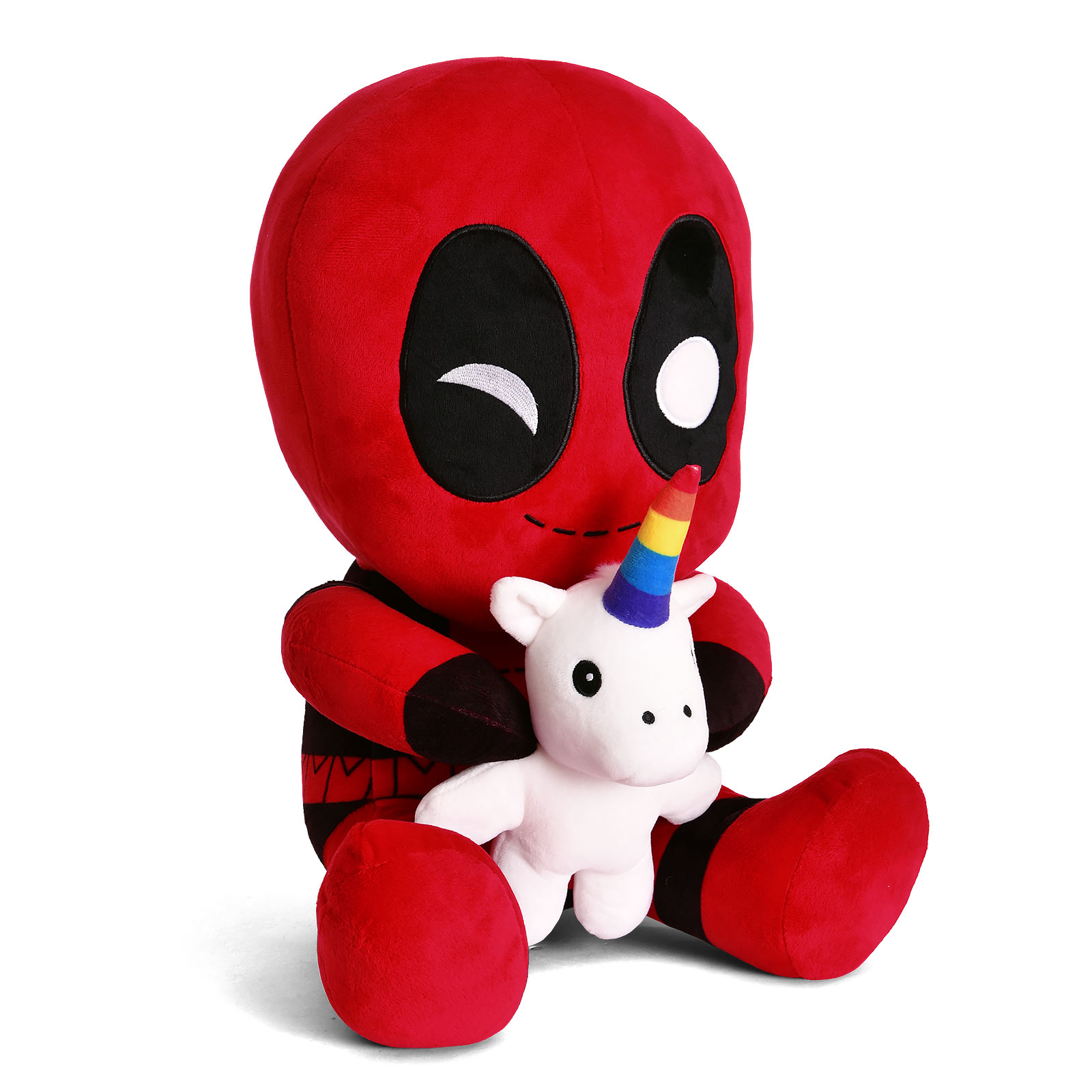 Deadpool - Unicorn HugMe Plüsch Figur mit Vibration 36cm