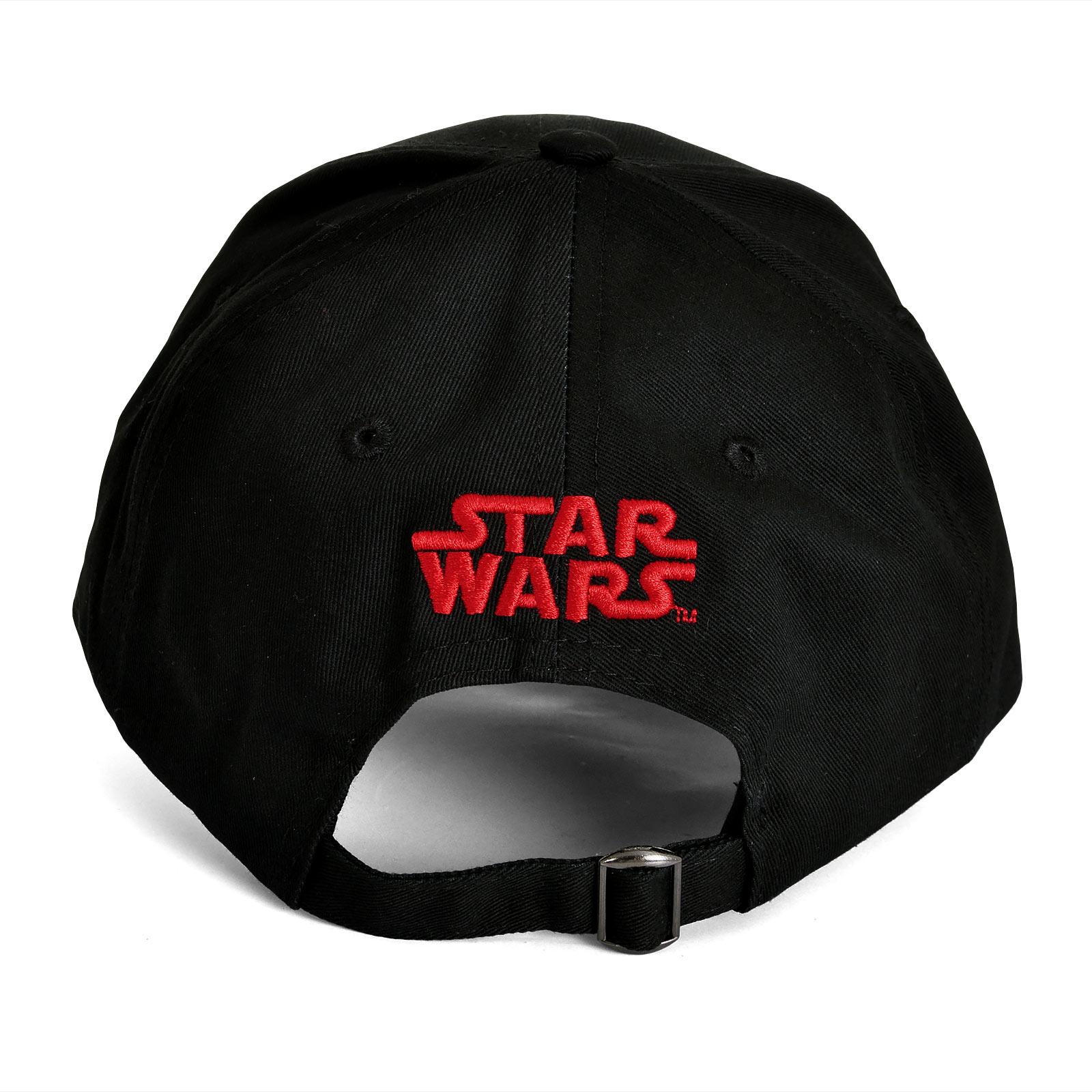 Star Wars - Dark Side Basecap mit Leuchteffekt