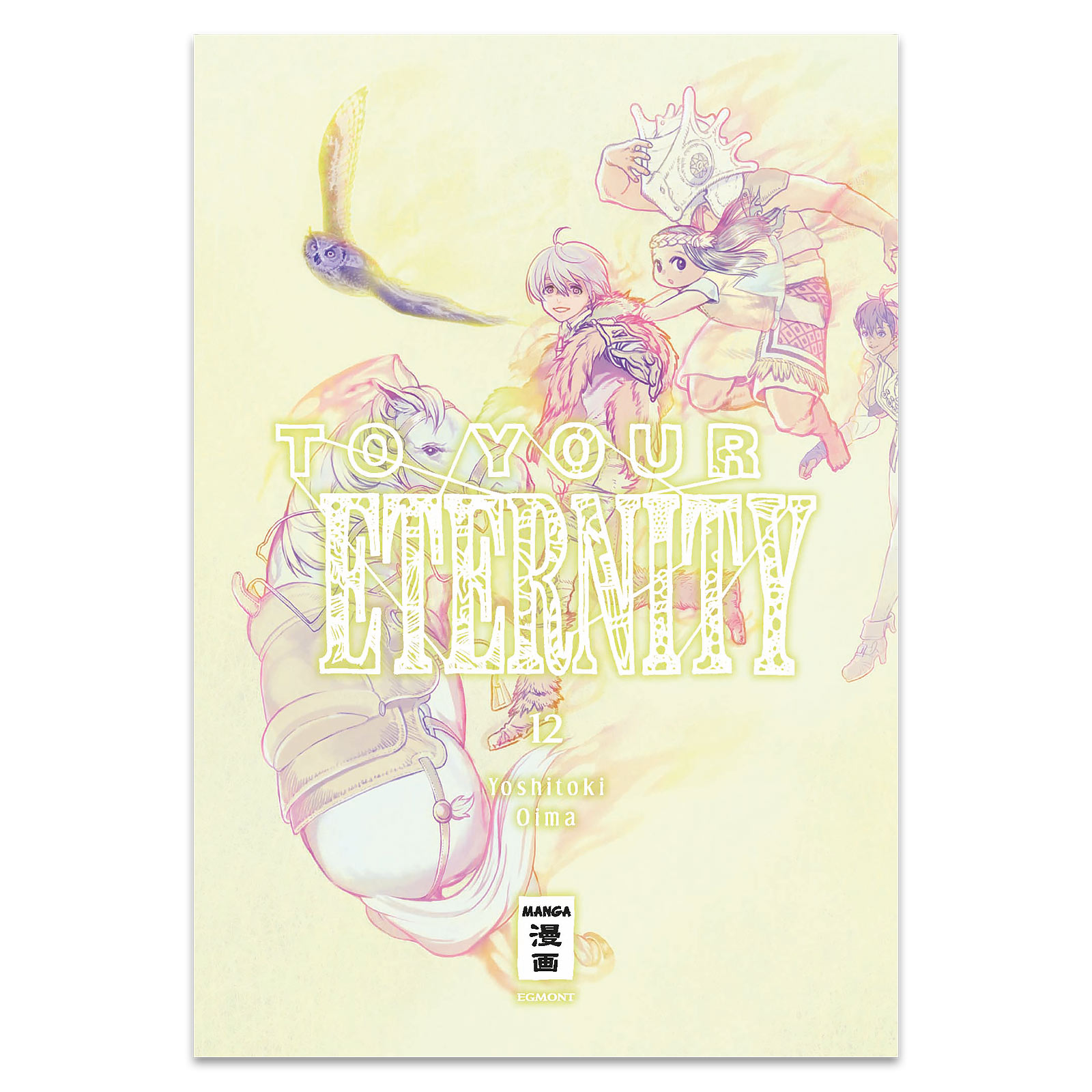 To Your Eternity - Band 12 Taschenbuch