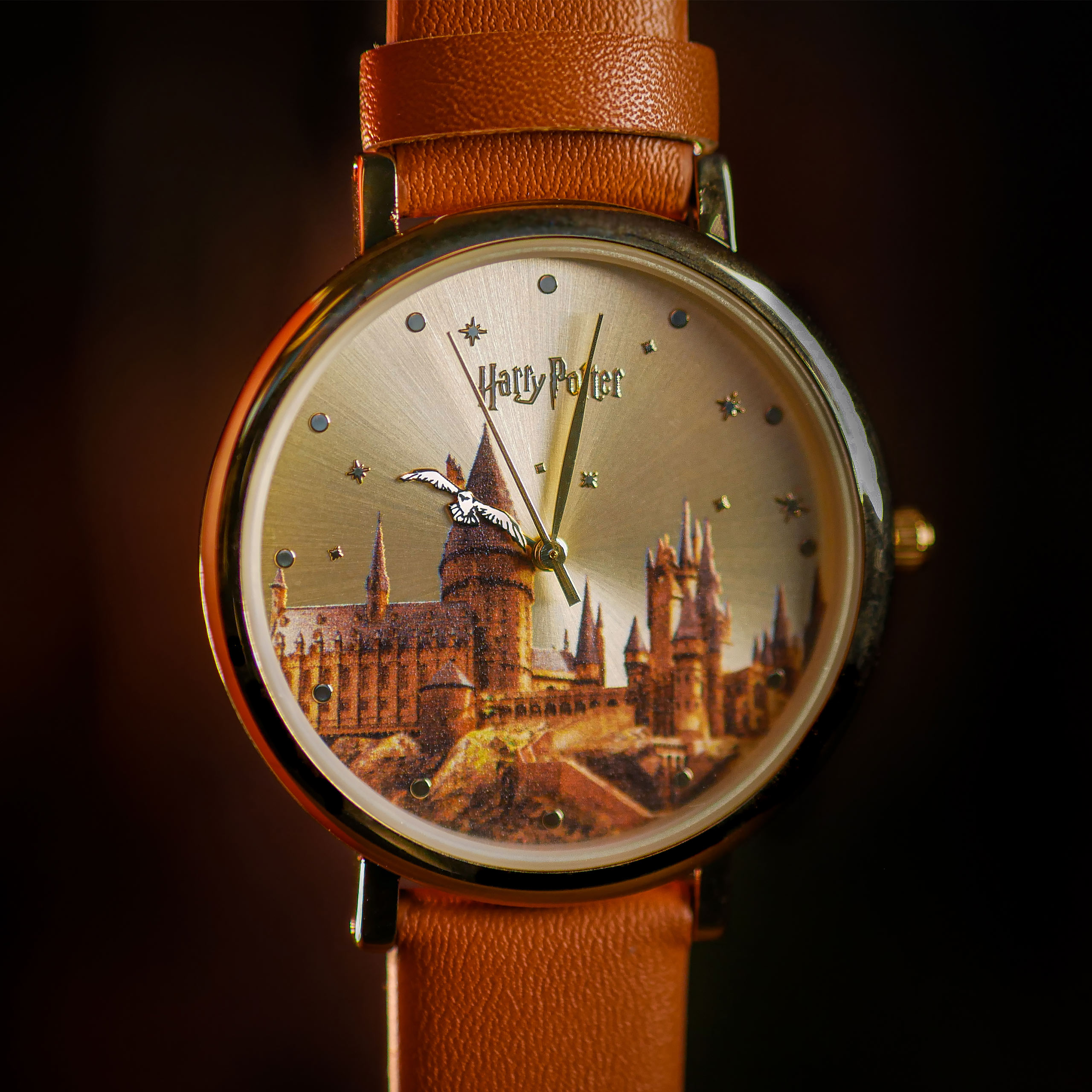 Harry Potter - Hogwarts Schloss Armbanduhr