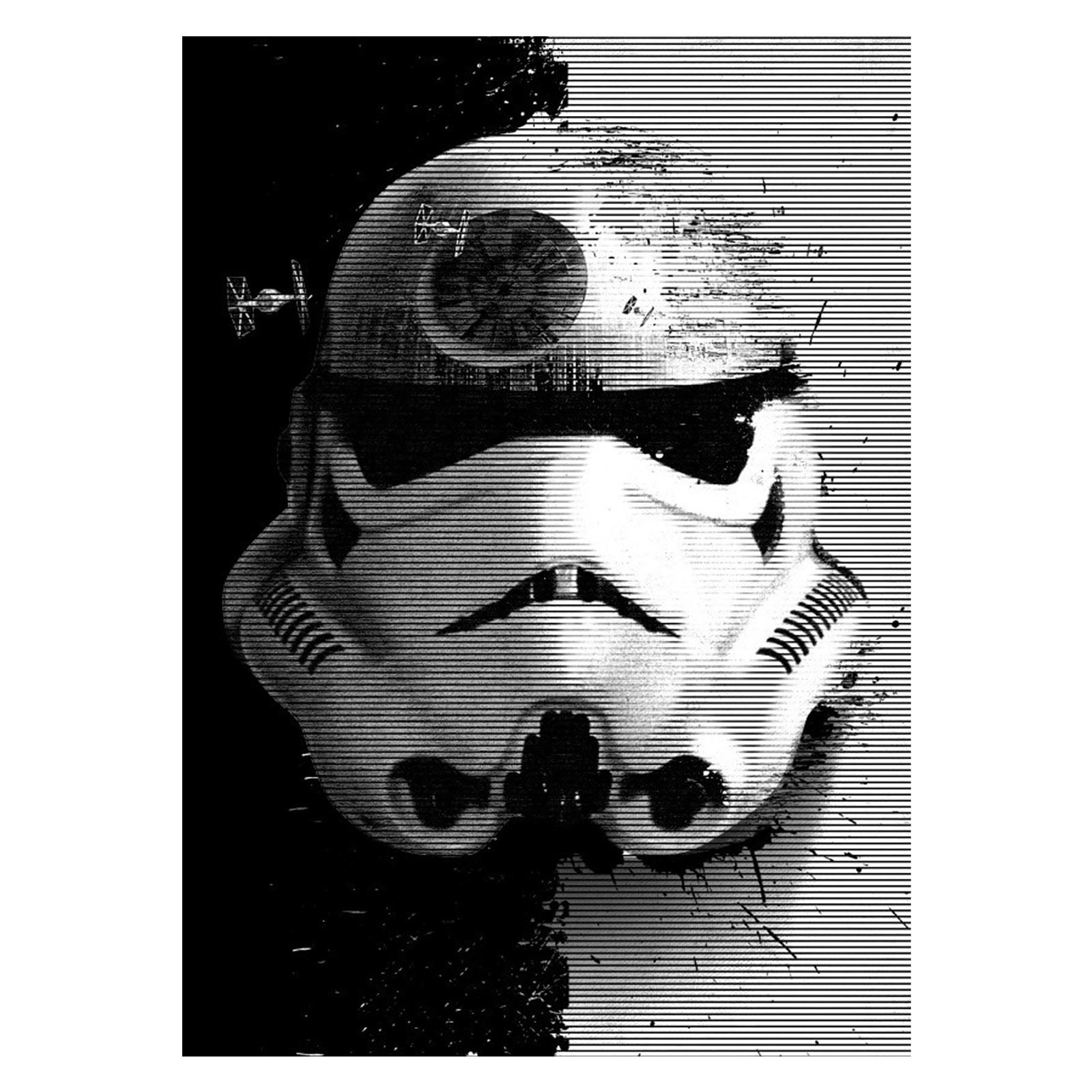 Star Wars - Startrooper Metall Poster