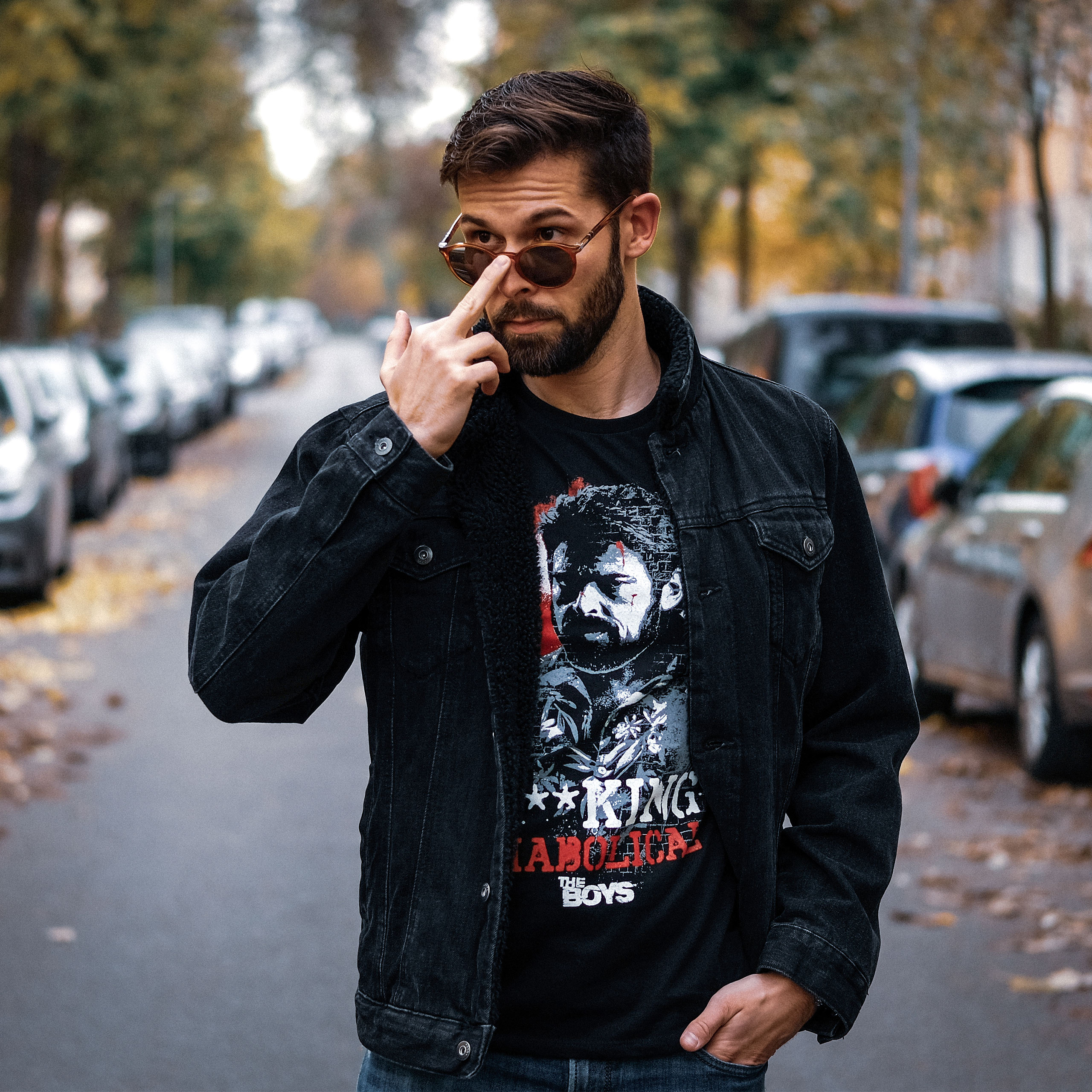 The Boys - Diabolical Boys T-Shirt schwarz