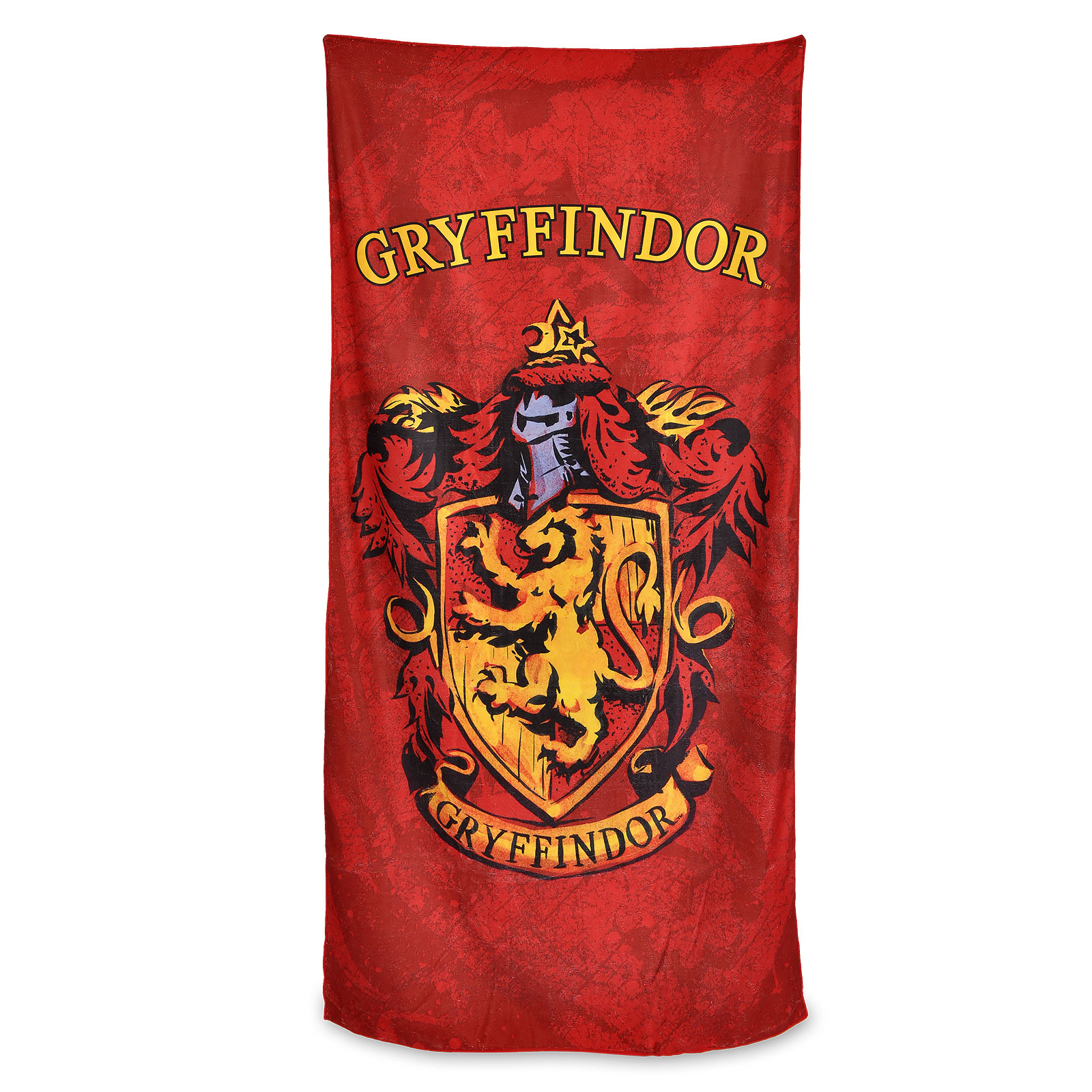 Harry Potter - Gryffindor Wappen Strandtuch
