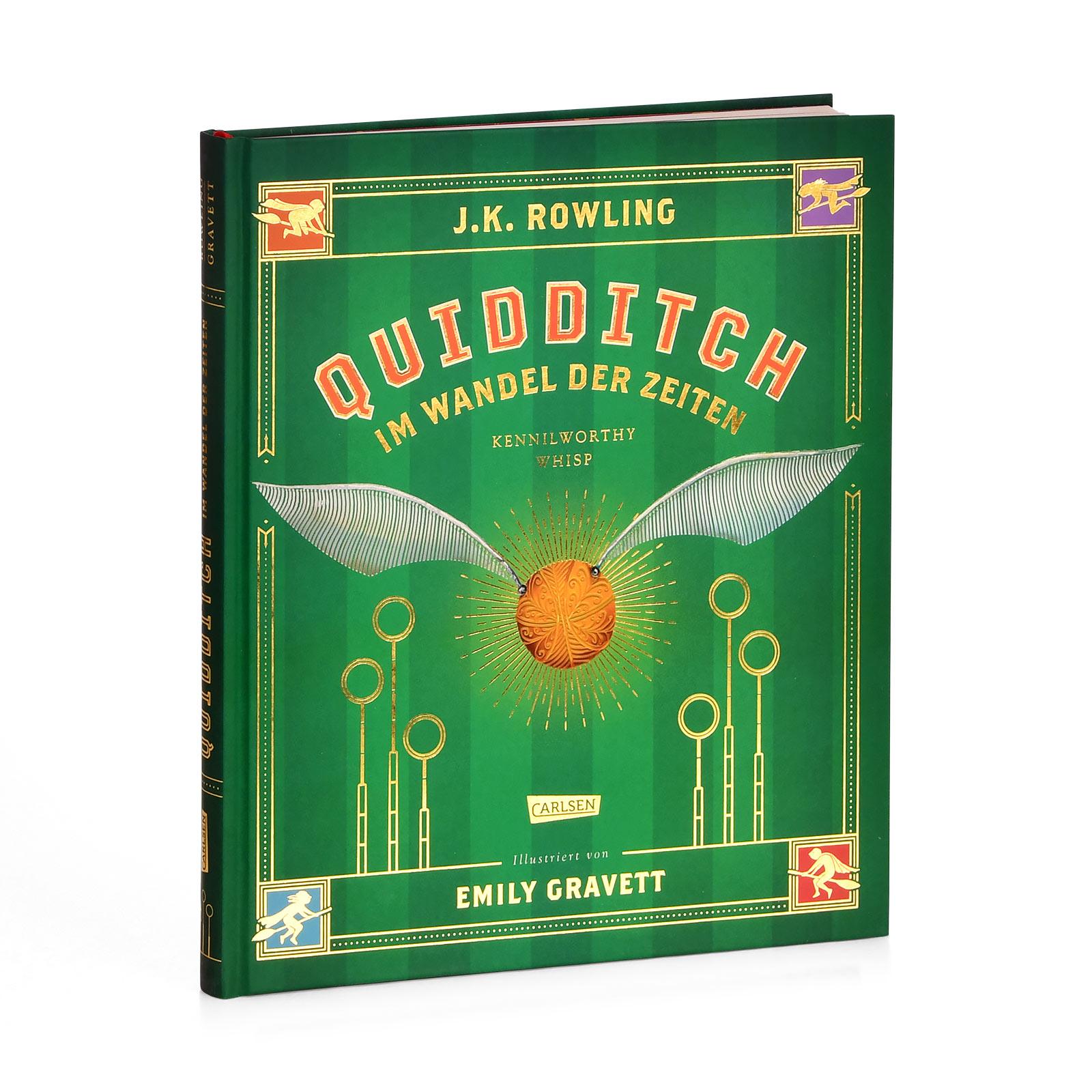 Quidditch im Wandel der Zeiten - Schmuckausgabe