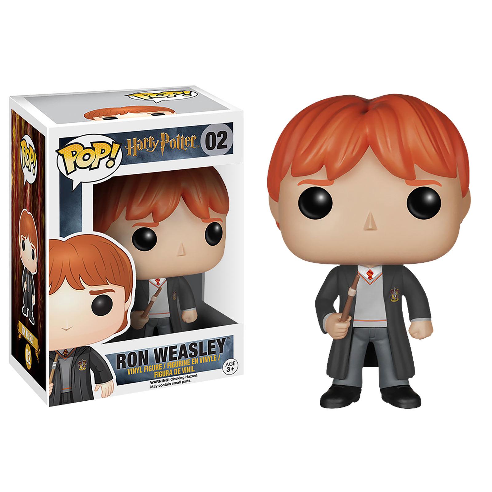 Harry Potter - Ron Weasley Mini-Figur