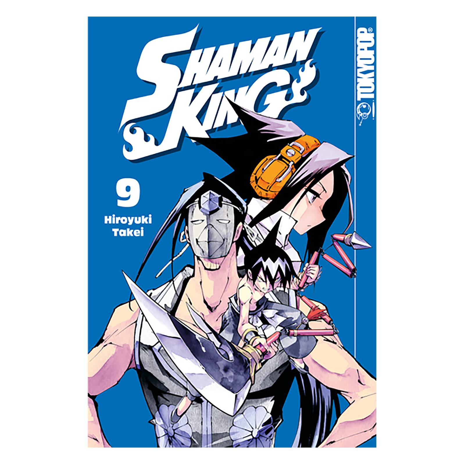 Shaman King - Band 9 Taschenbuch
