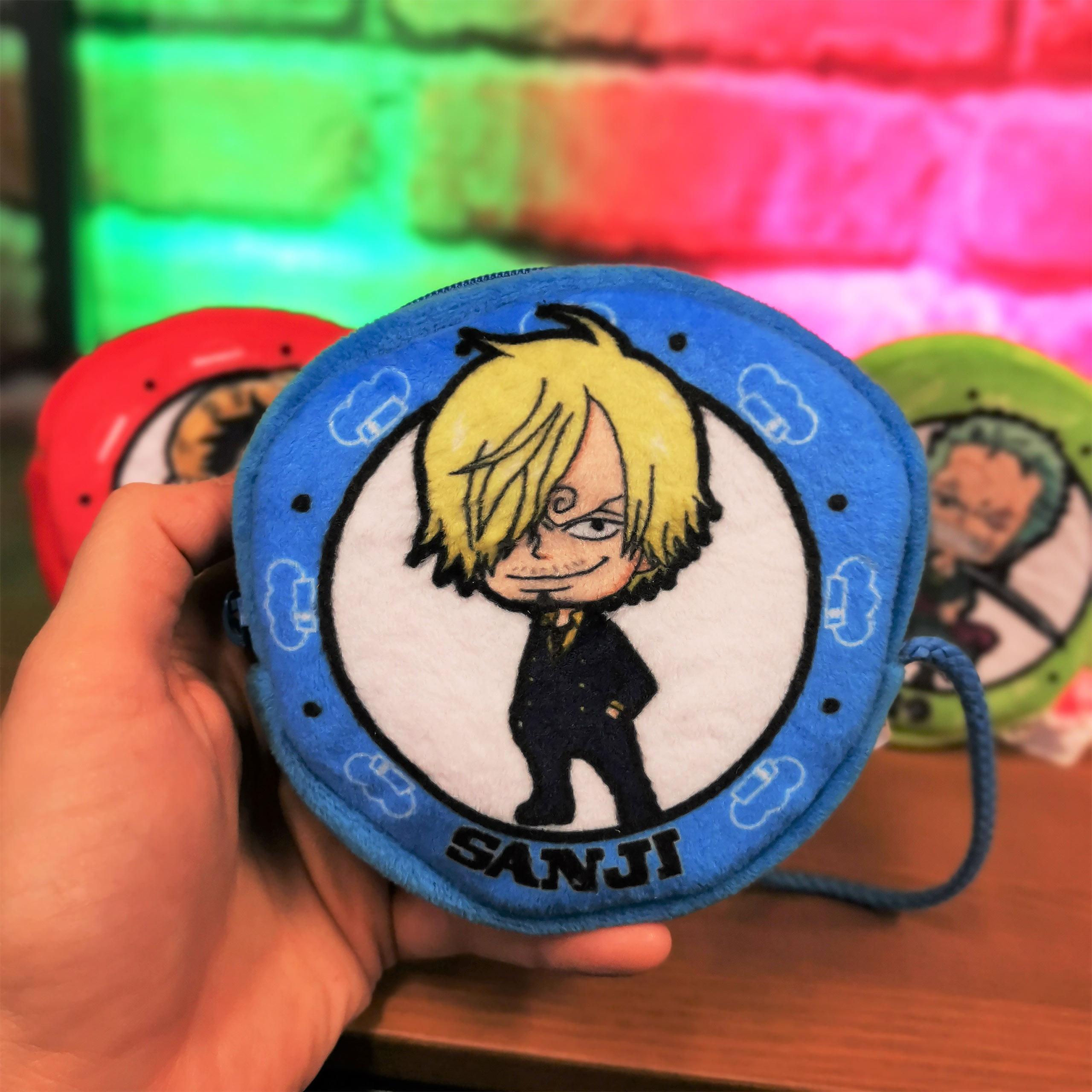 One Piece - Sanji Plüsch Kleingeldbörse