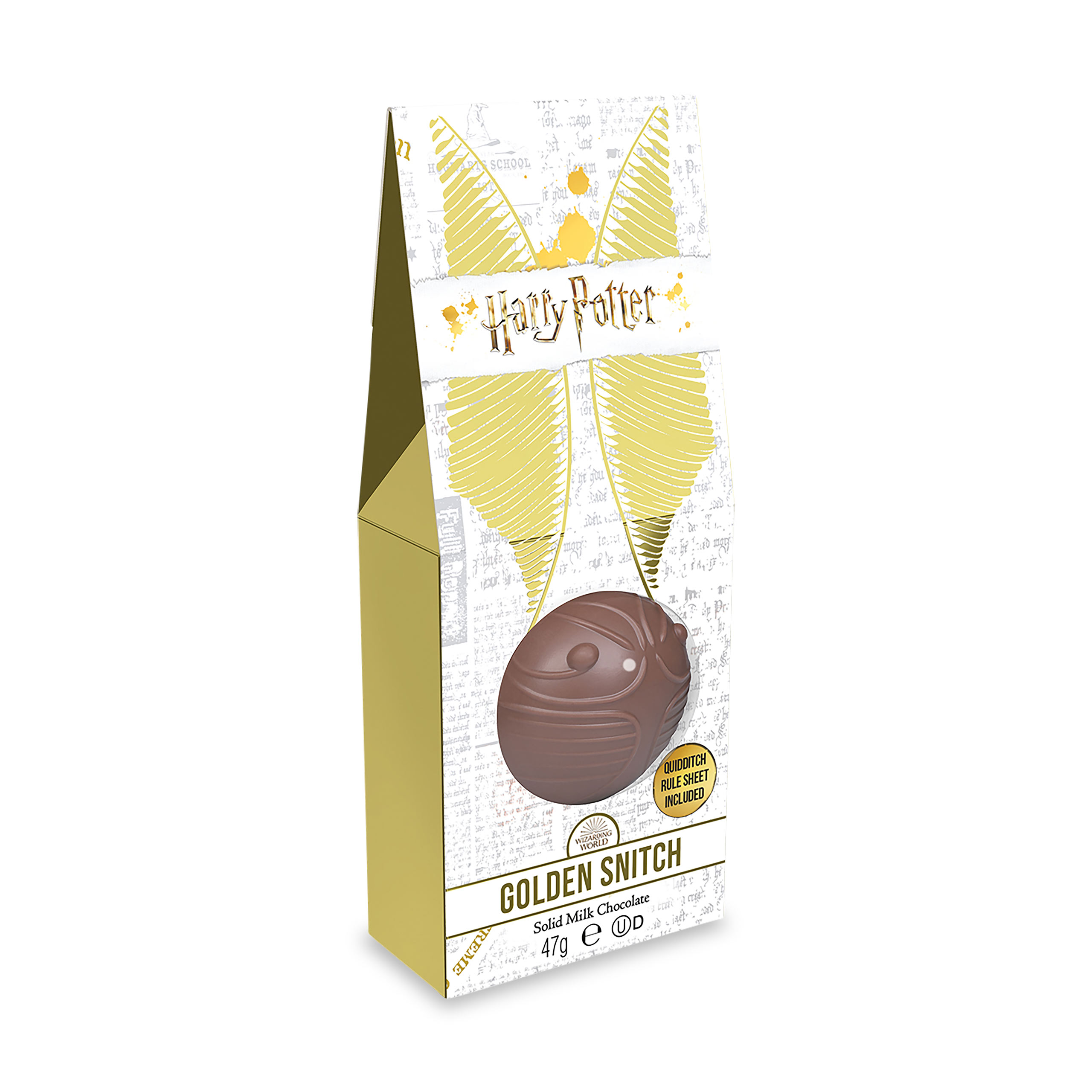 Harry Potter - Goldener Schnatz Schokolade