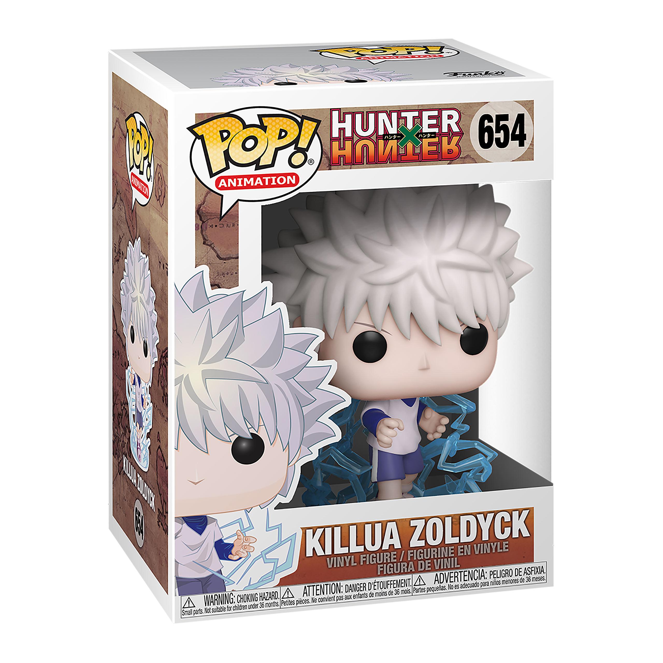 Hunter x Hunter - Killua Zoldyck Funko Pop Figur
