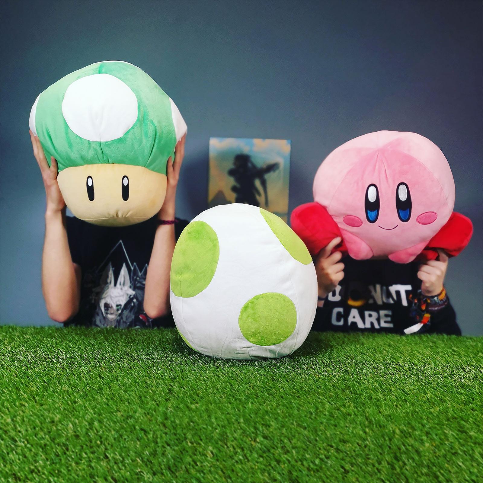 Super Mario - Yoshi Ei Plüsch Figur XL