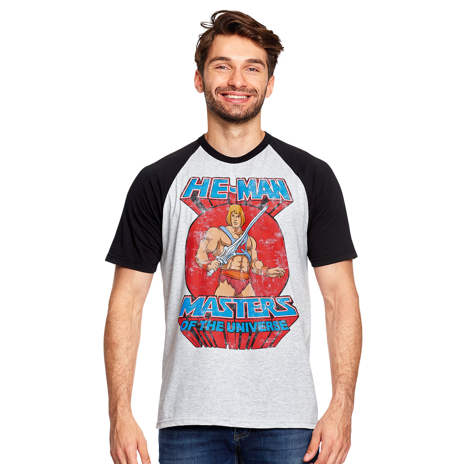 Masters of the Universe - He-Man Pose T-Shirt