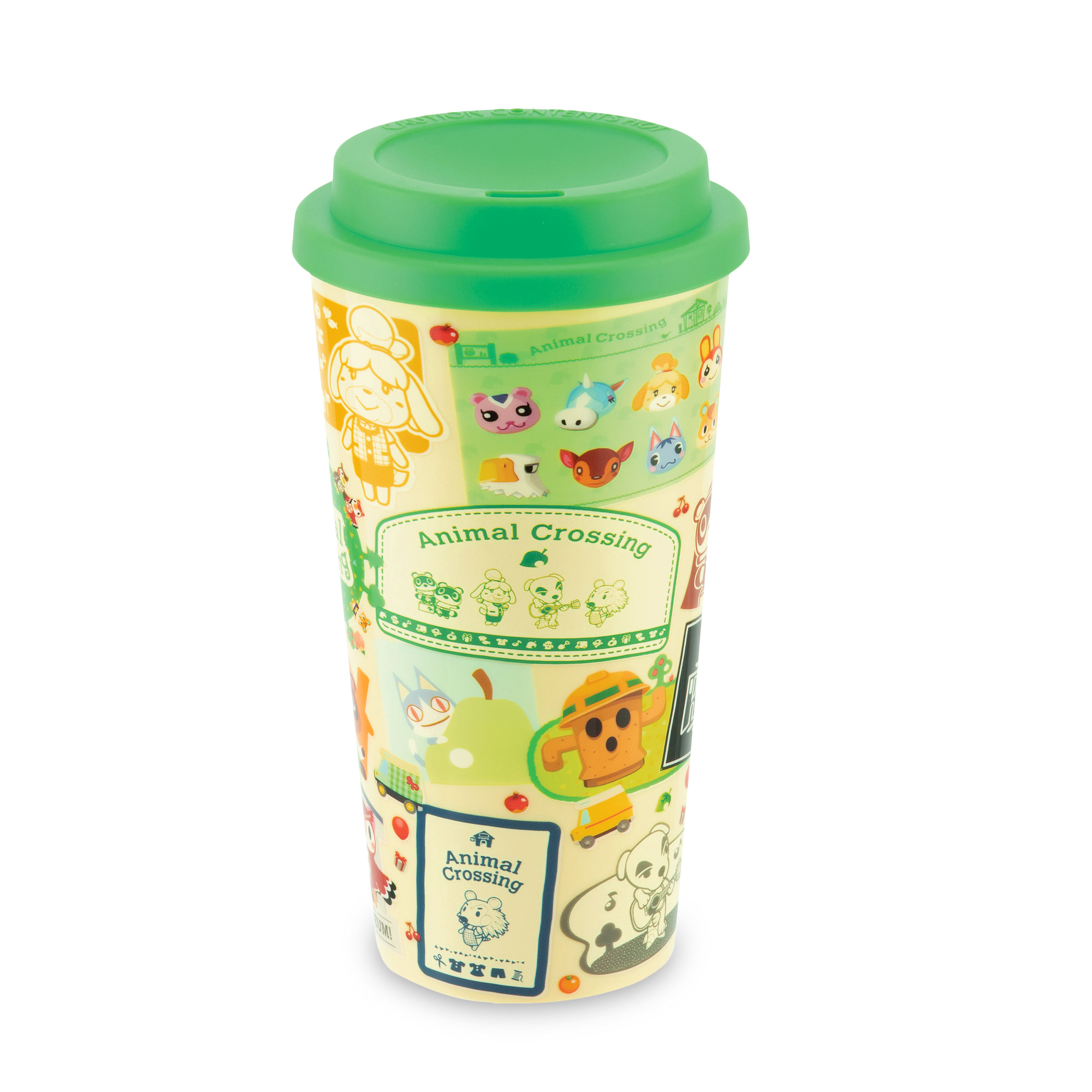 Animal Crossing - Characters To Go Becher