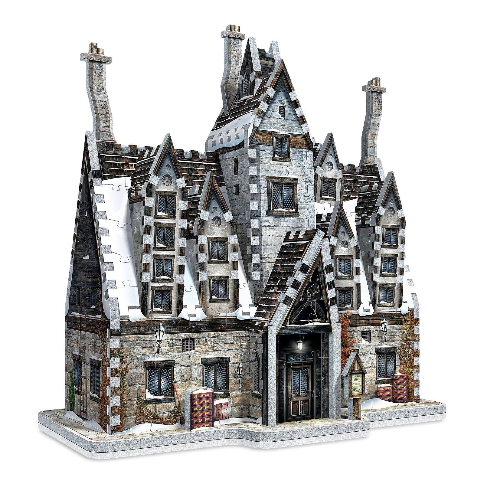 Harry Potter - Drei Besen 3D Puzzle