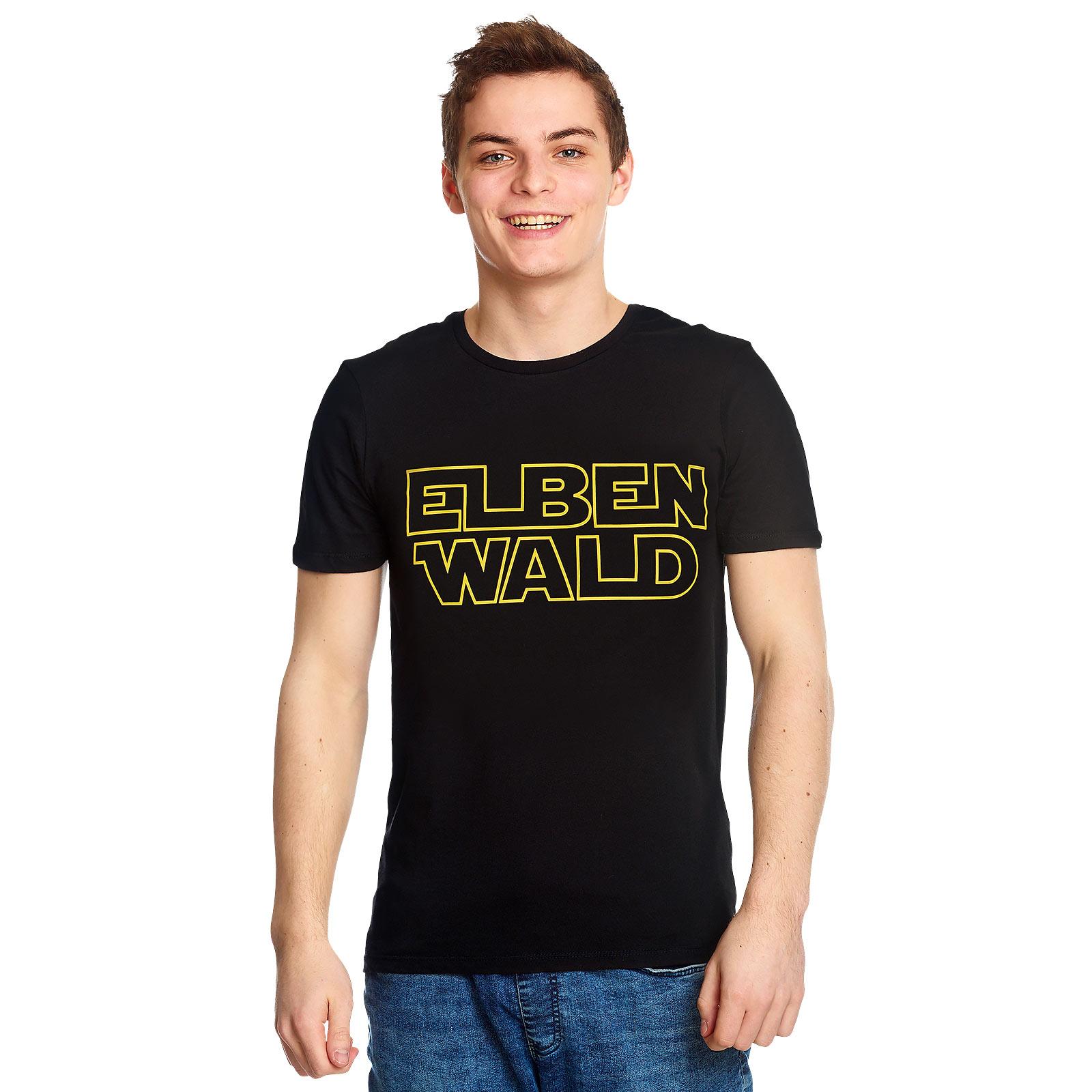 Elbenwald Logo T-Shirt für Star Wars Fans