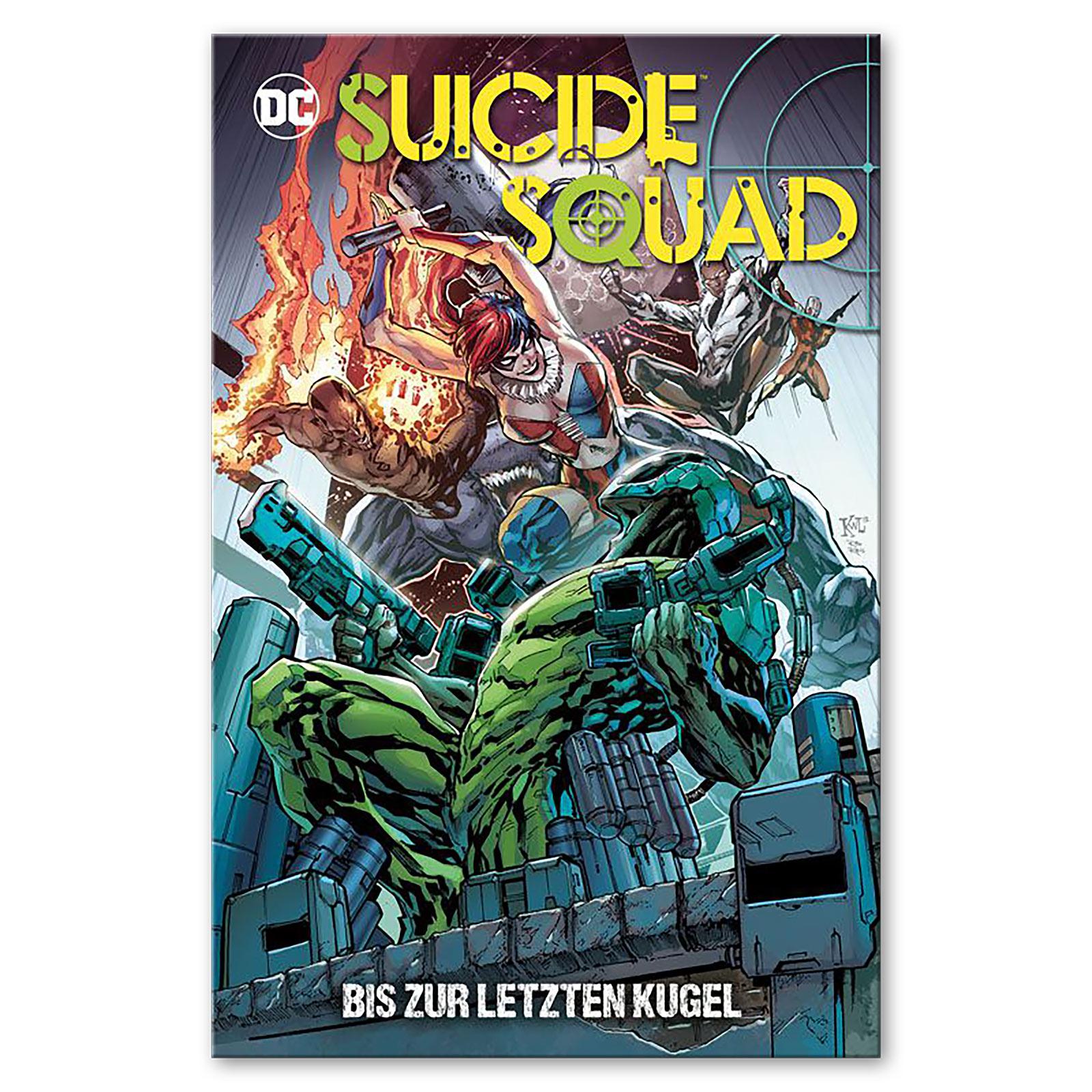 Suicide Squad - Bis zur letzten Kugel