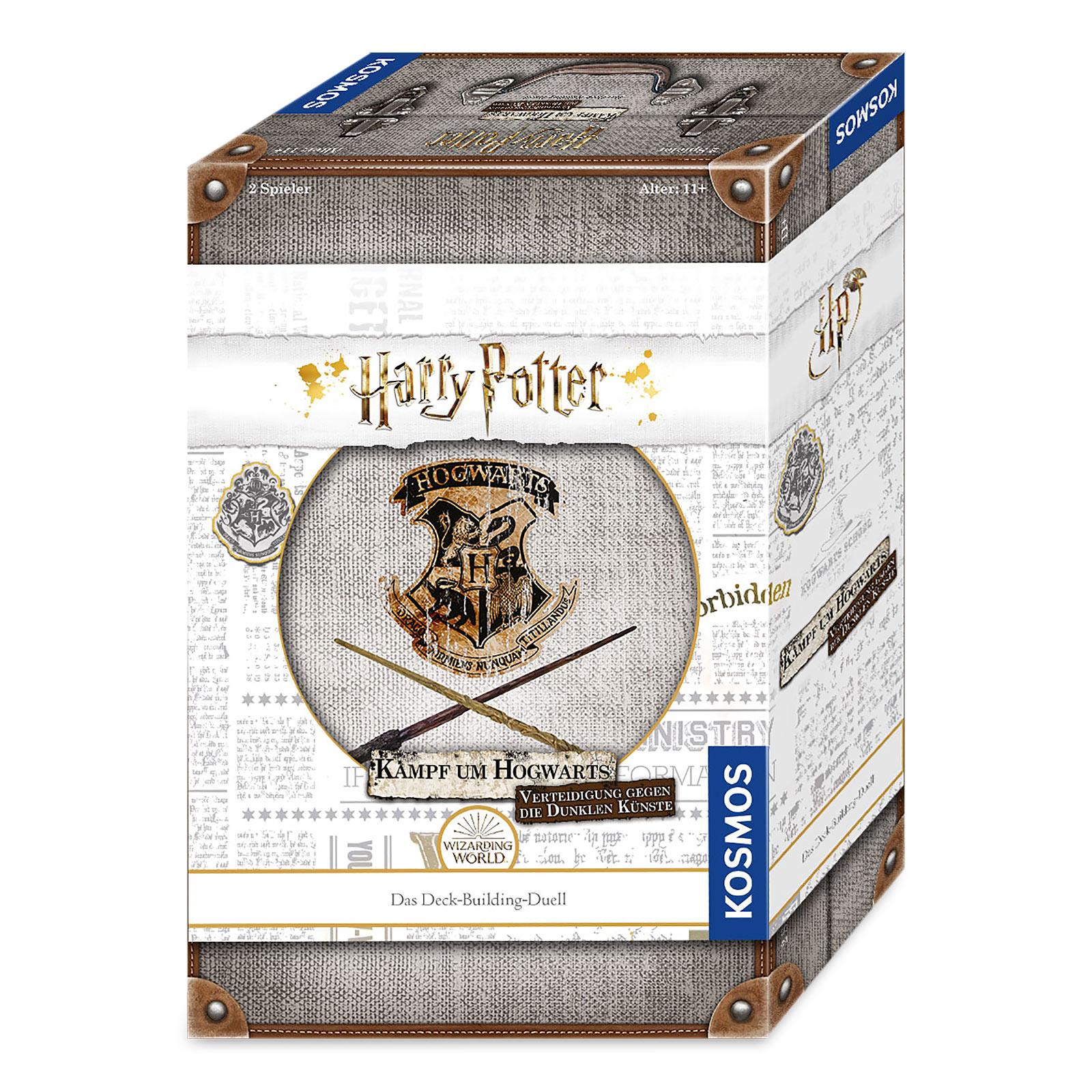 Harry Potter - Kampf um Hogwarts - Verteidigung gegen die dunklen Künste Kartenspiel