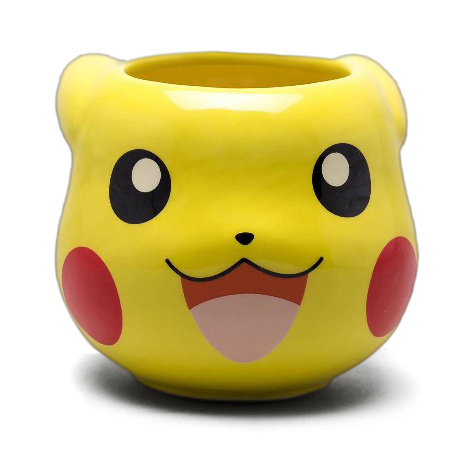 Pokemon - Pikachu 3D Tasse