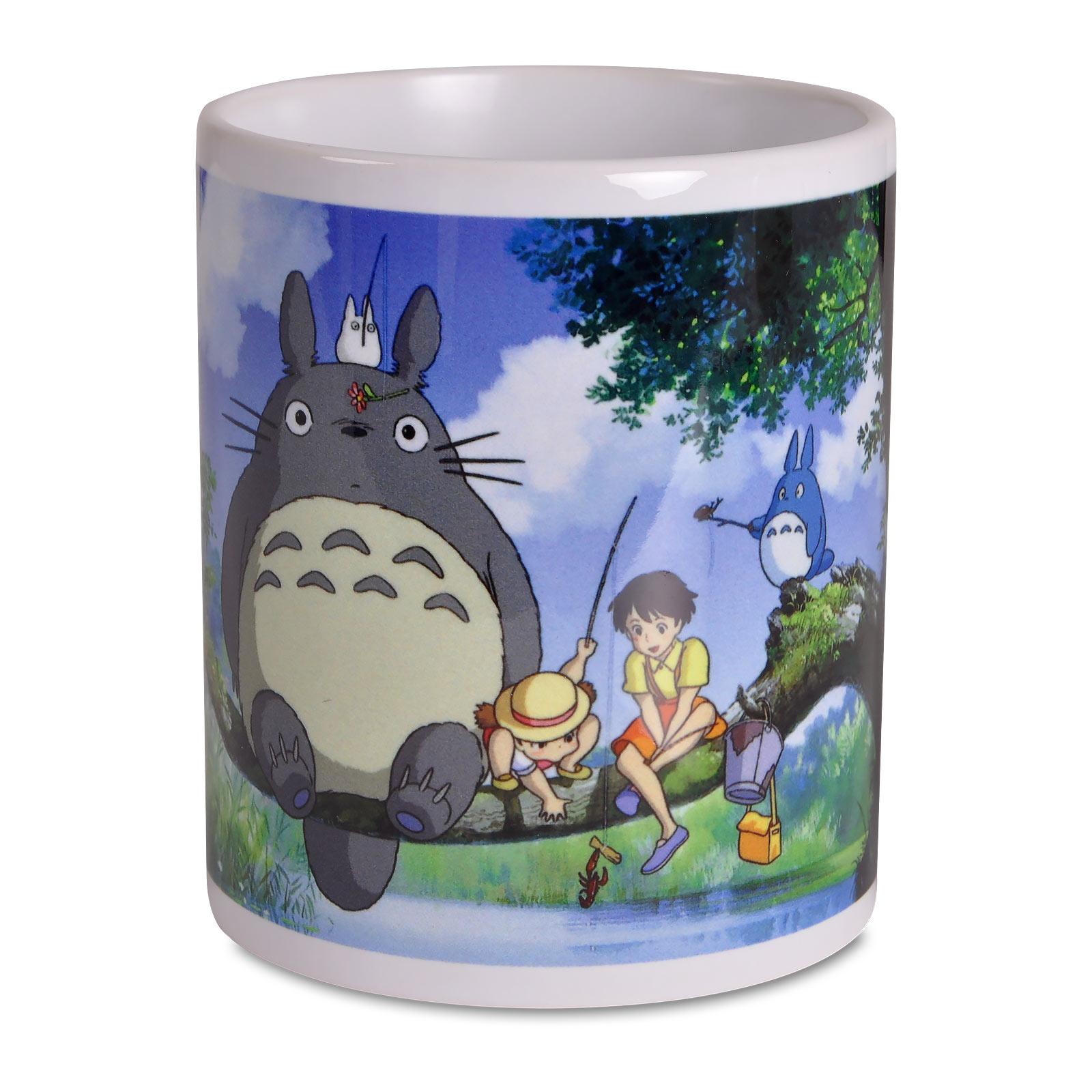 Totoro - Fishing Tasse