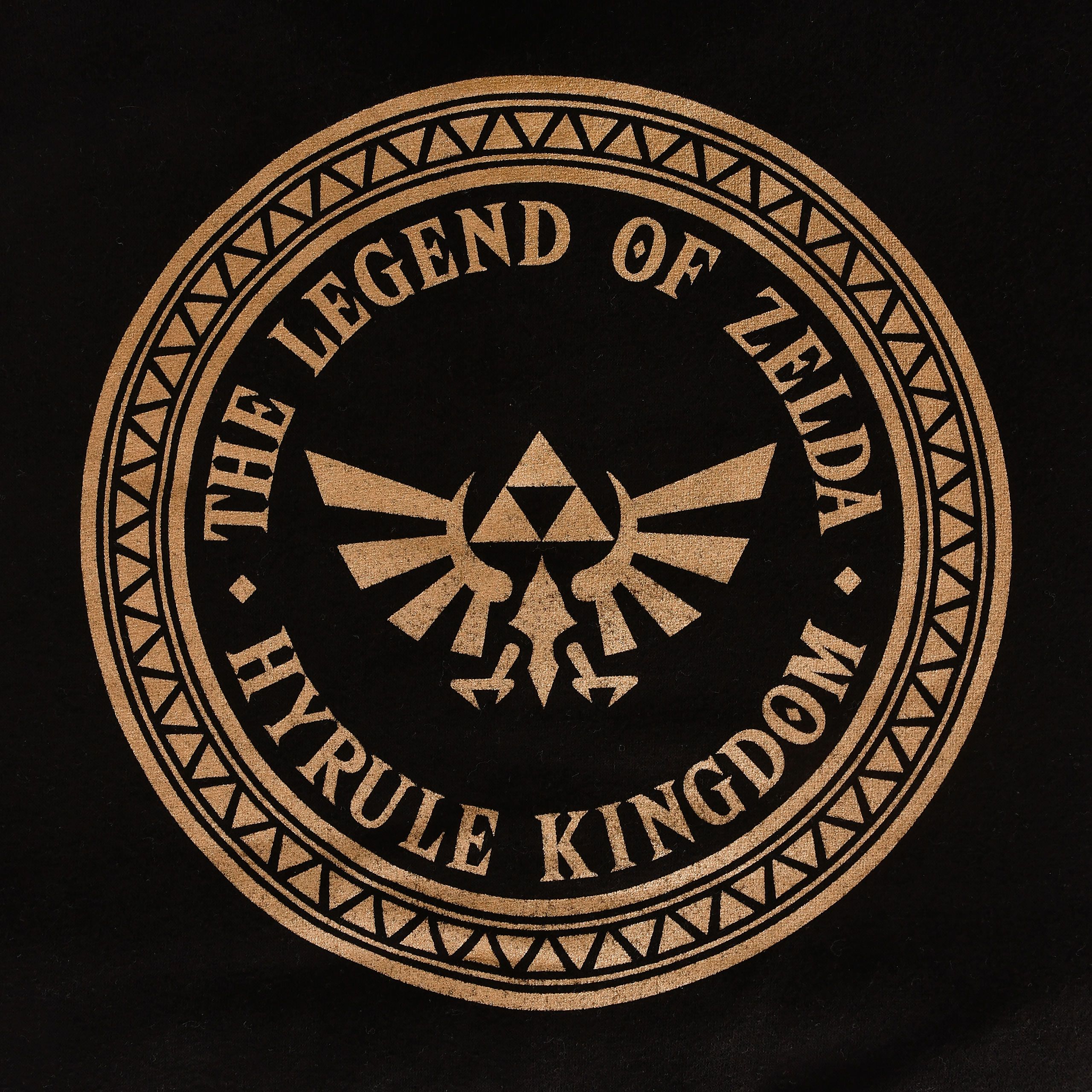 Zelda - Hyrule Kingdom College Jacke
