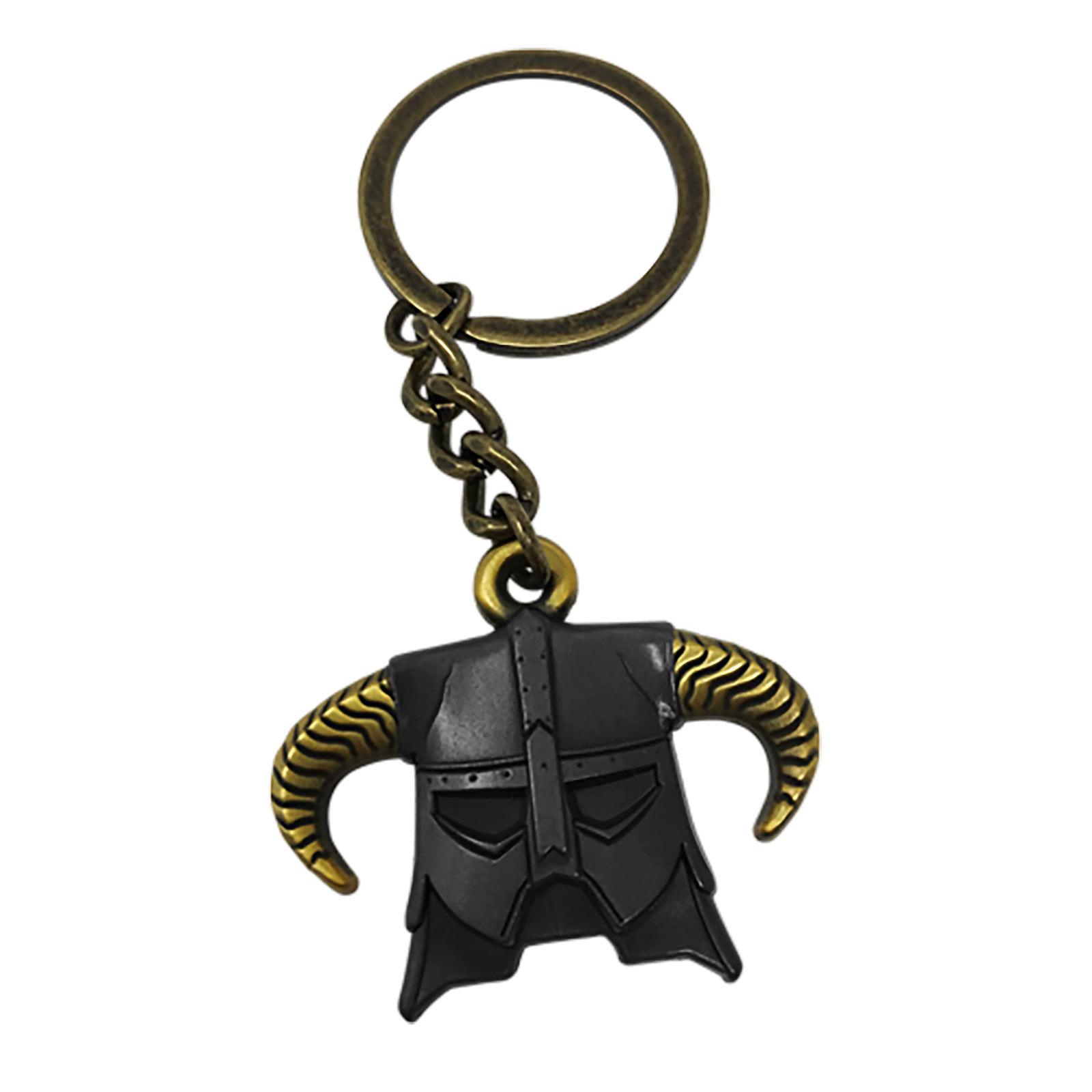Skyrim - Dovahkiin Helm Schlüsselanhänger limitiert