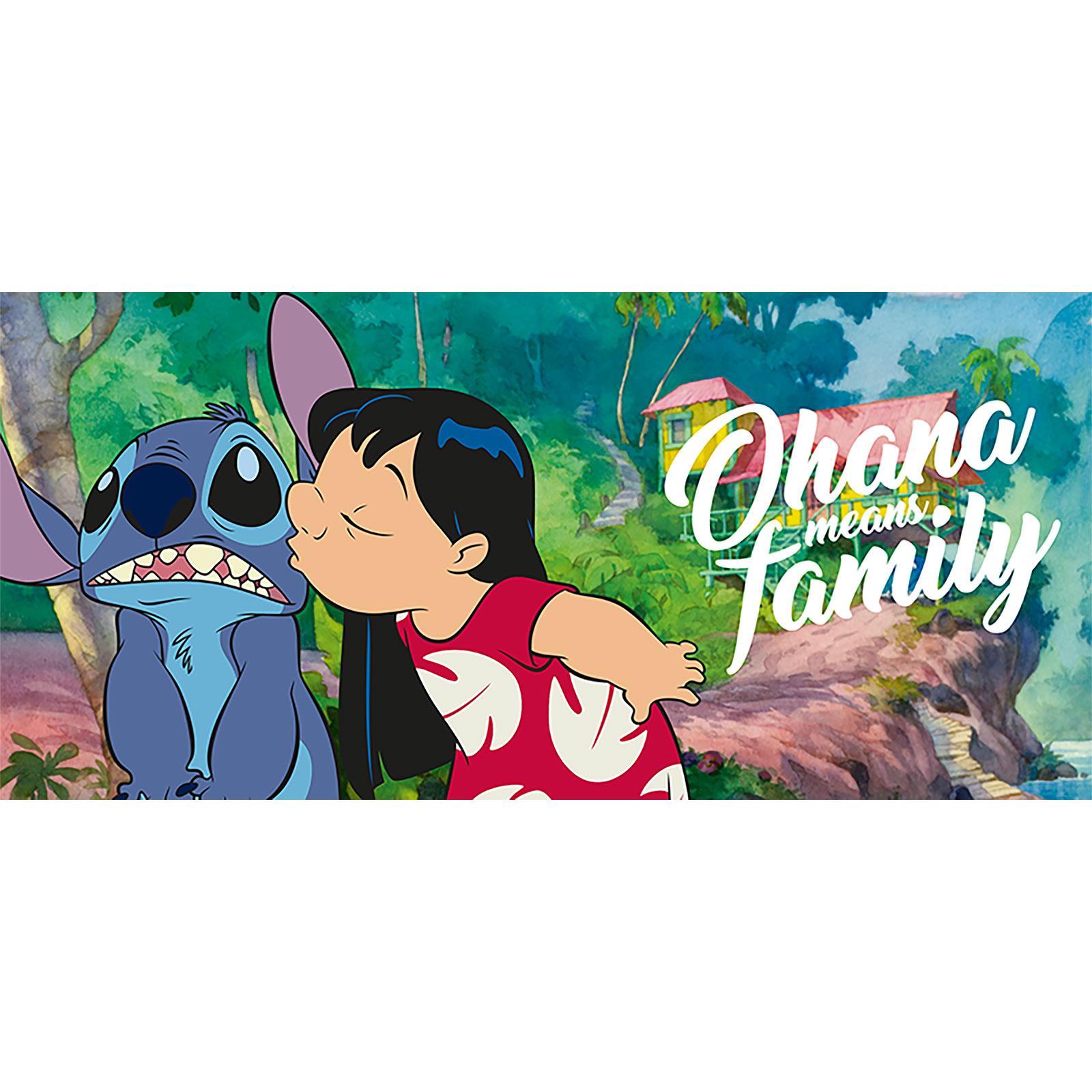 Lilo & Stitch - Ohana Means Family Tasse