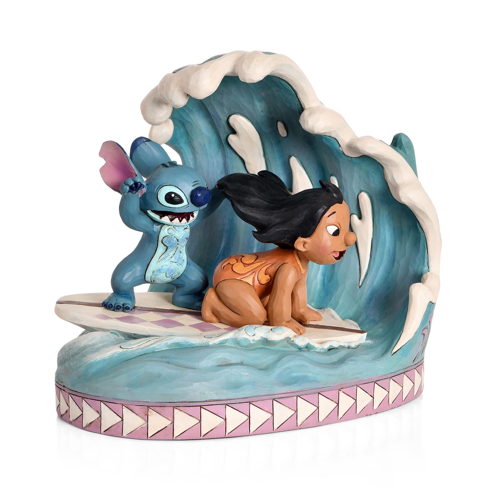 Lilo & Stitch - Catch The Wave Figur